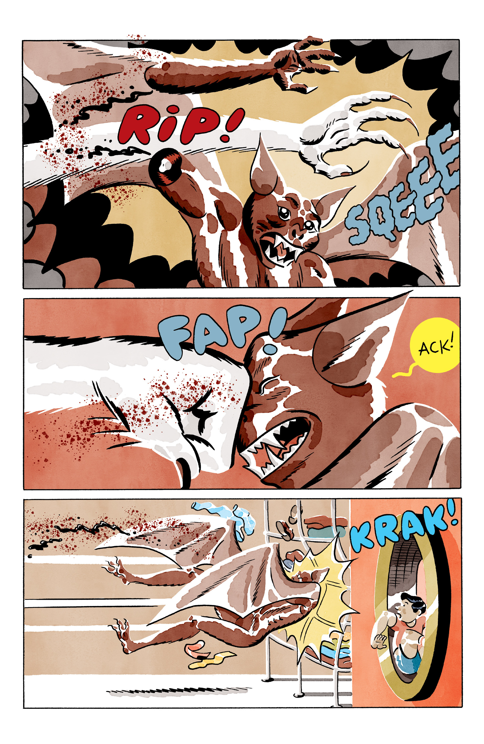 Read online She Wolf comic -  Issue #2 - 14
