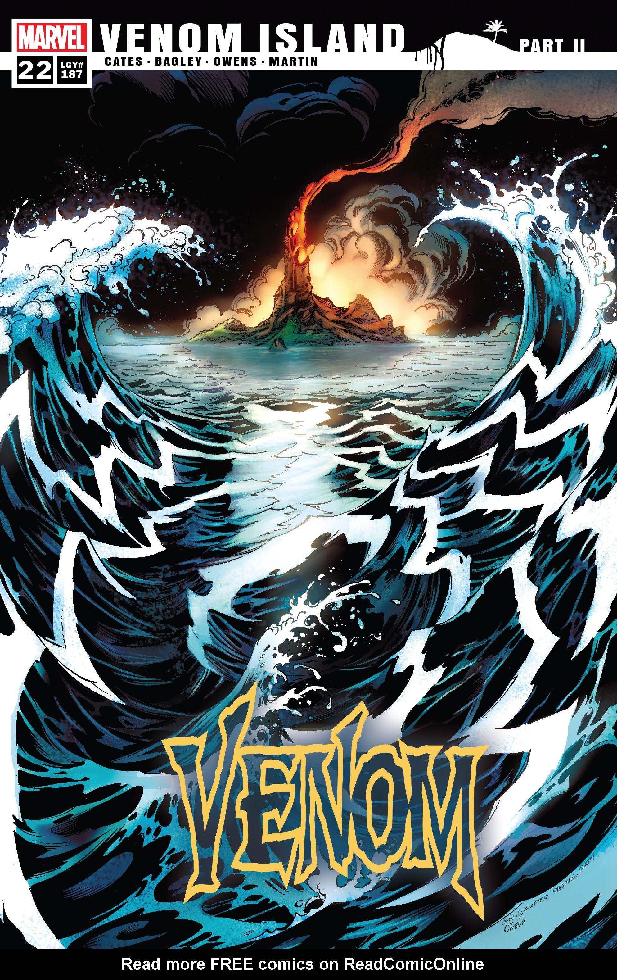 Venom (2018) 22 Page 1