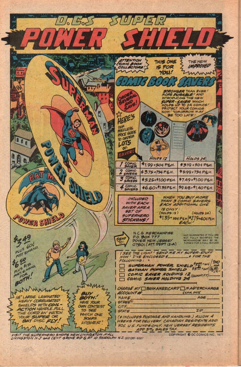 Read online Shazam! (1973) comic -  Issue #29 - 30