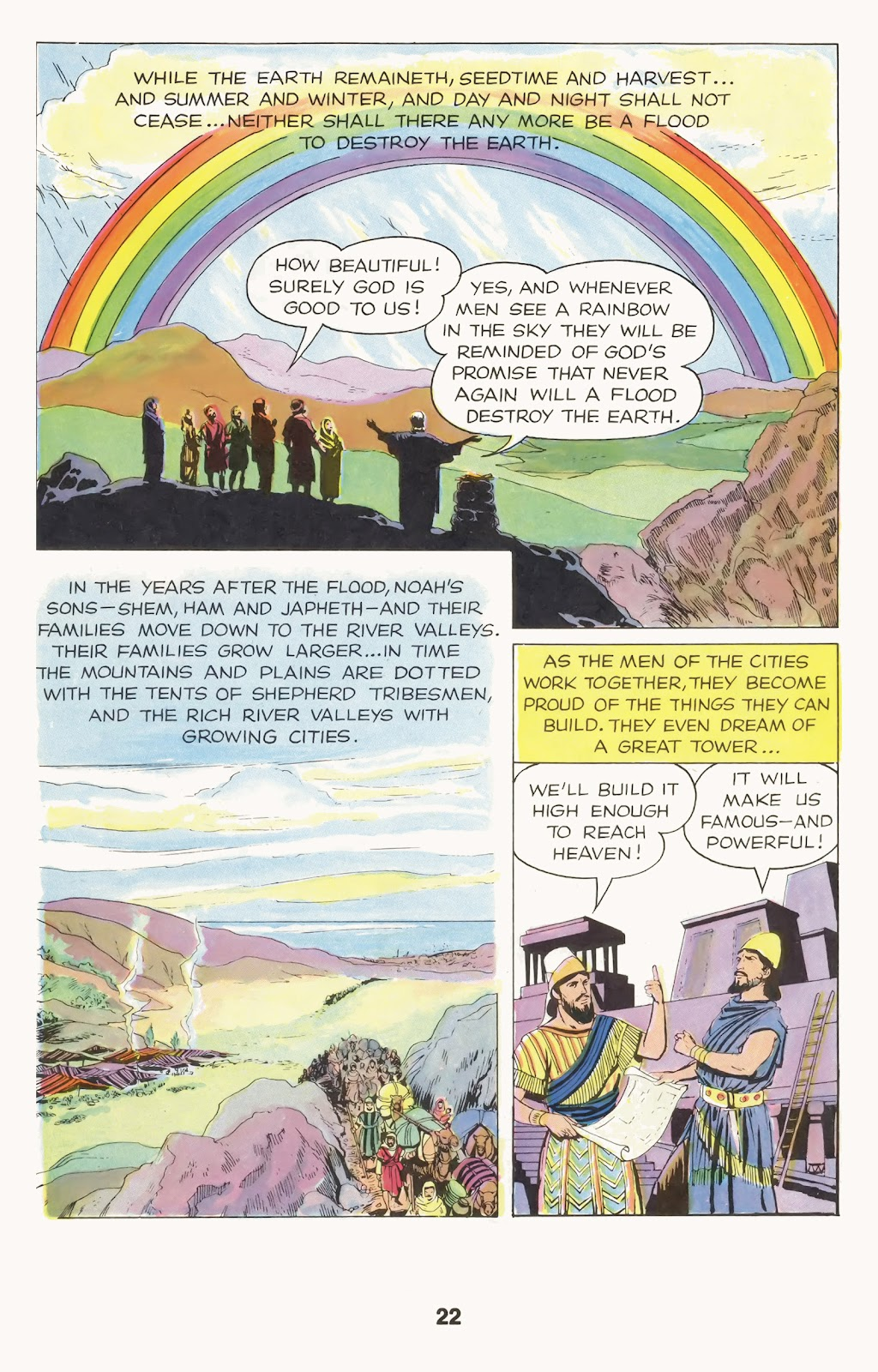 The Picture Bible issue TPB (Part 1) - Page 24