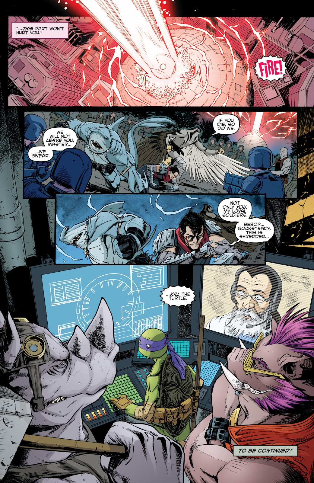 Read online Teenage Mutant Ninja Turtles: The IDW Collection comic -  Issue # TPB 5 (Part 4) - 31