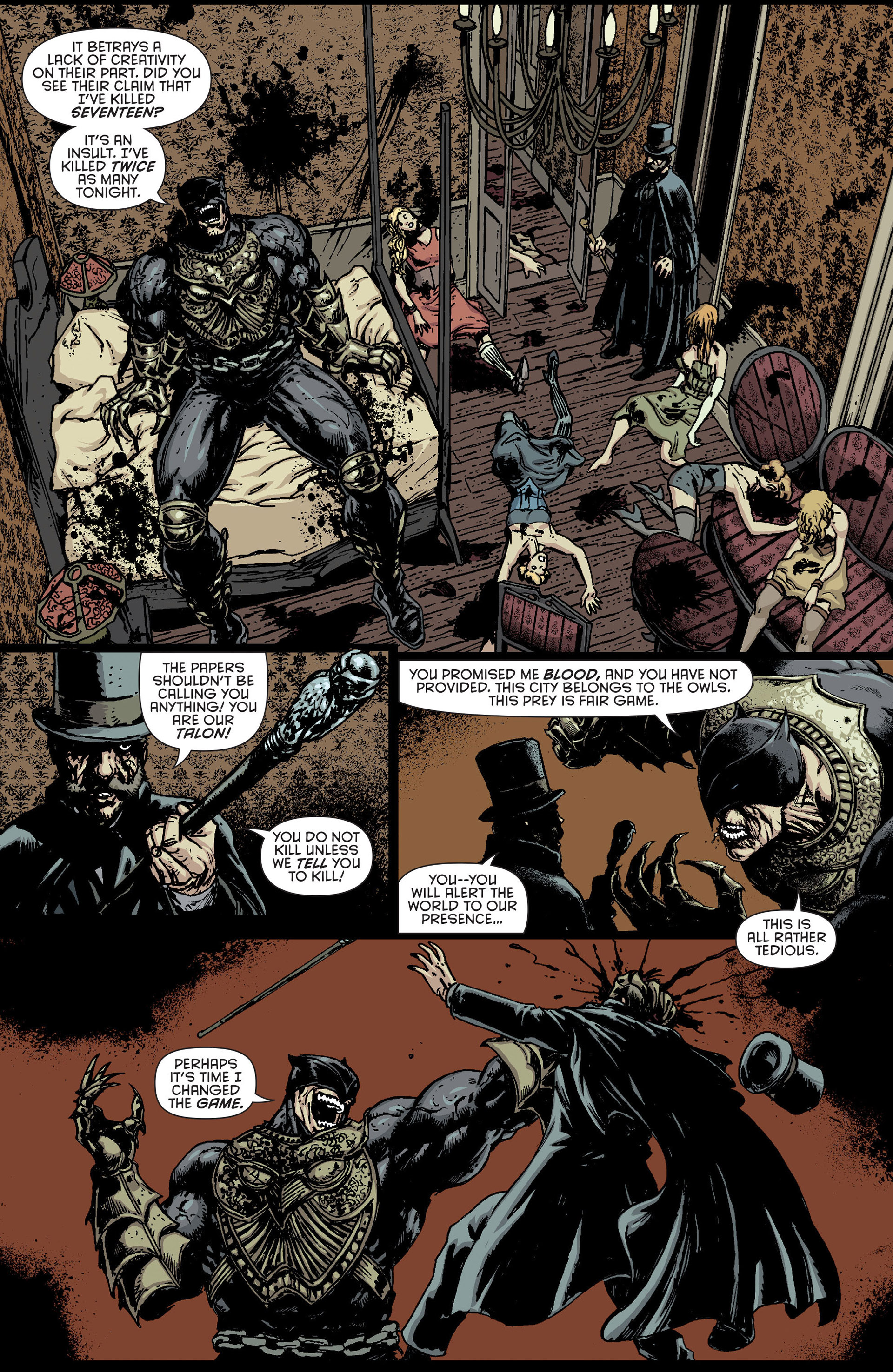 Read online Batman and Robin (2011) comic -  Issue #23.2 - 17