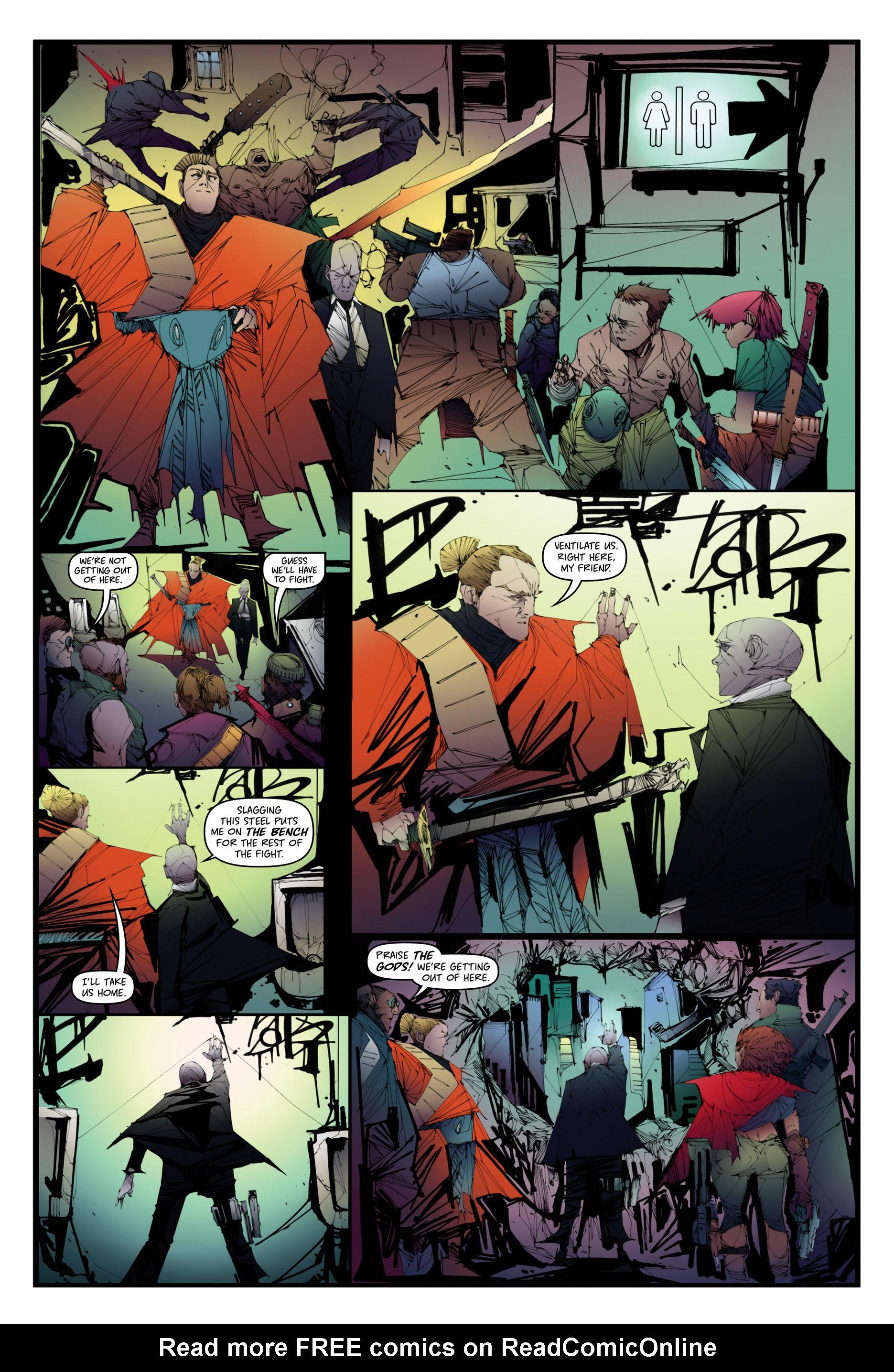 Read online Scrimshaw comic -  Issue #1 - 17