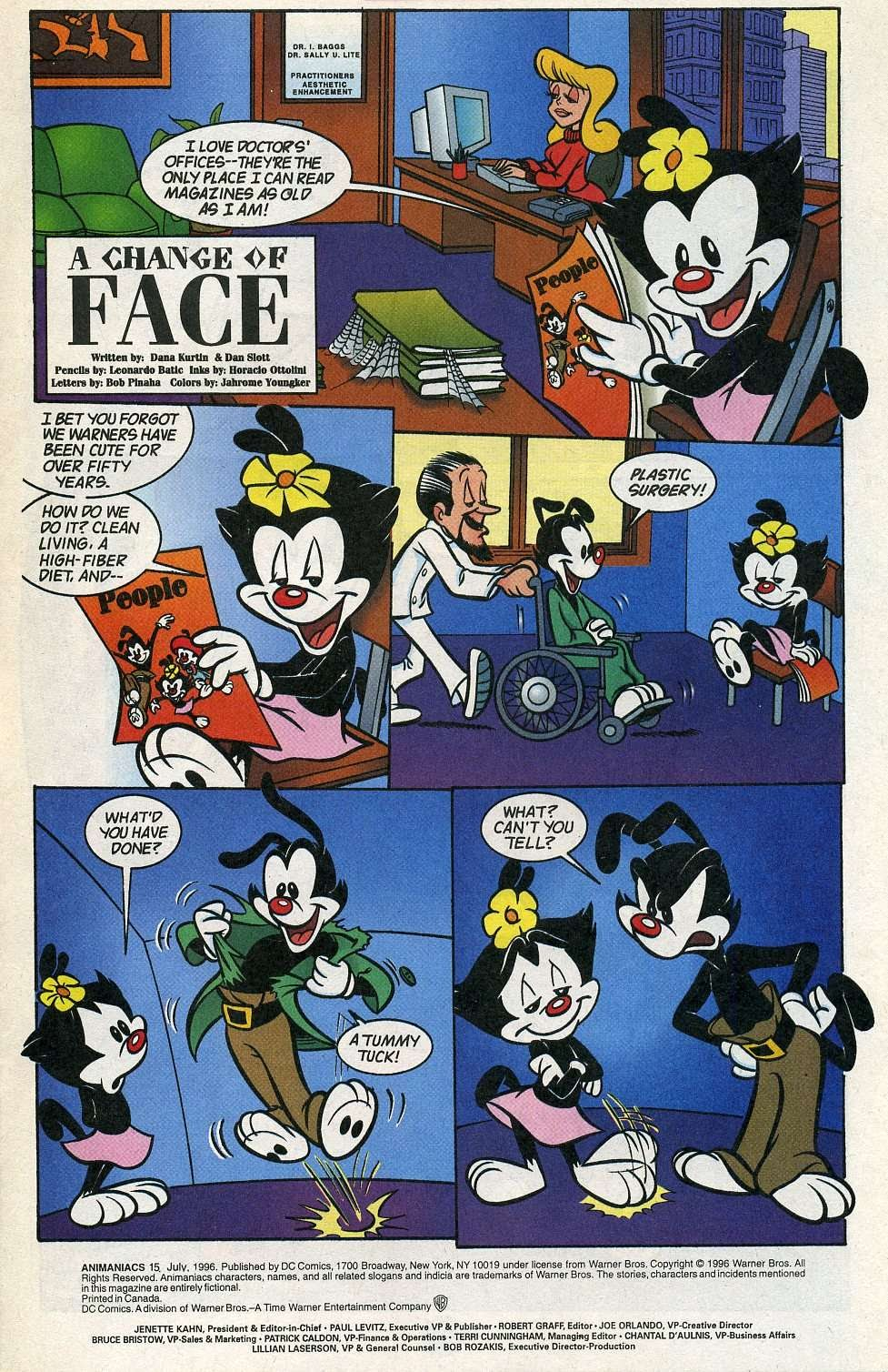 Animaniacs (1995) issue 15 - Page 3