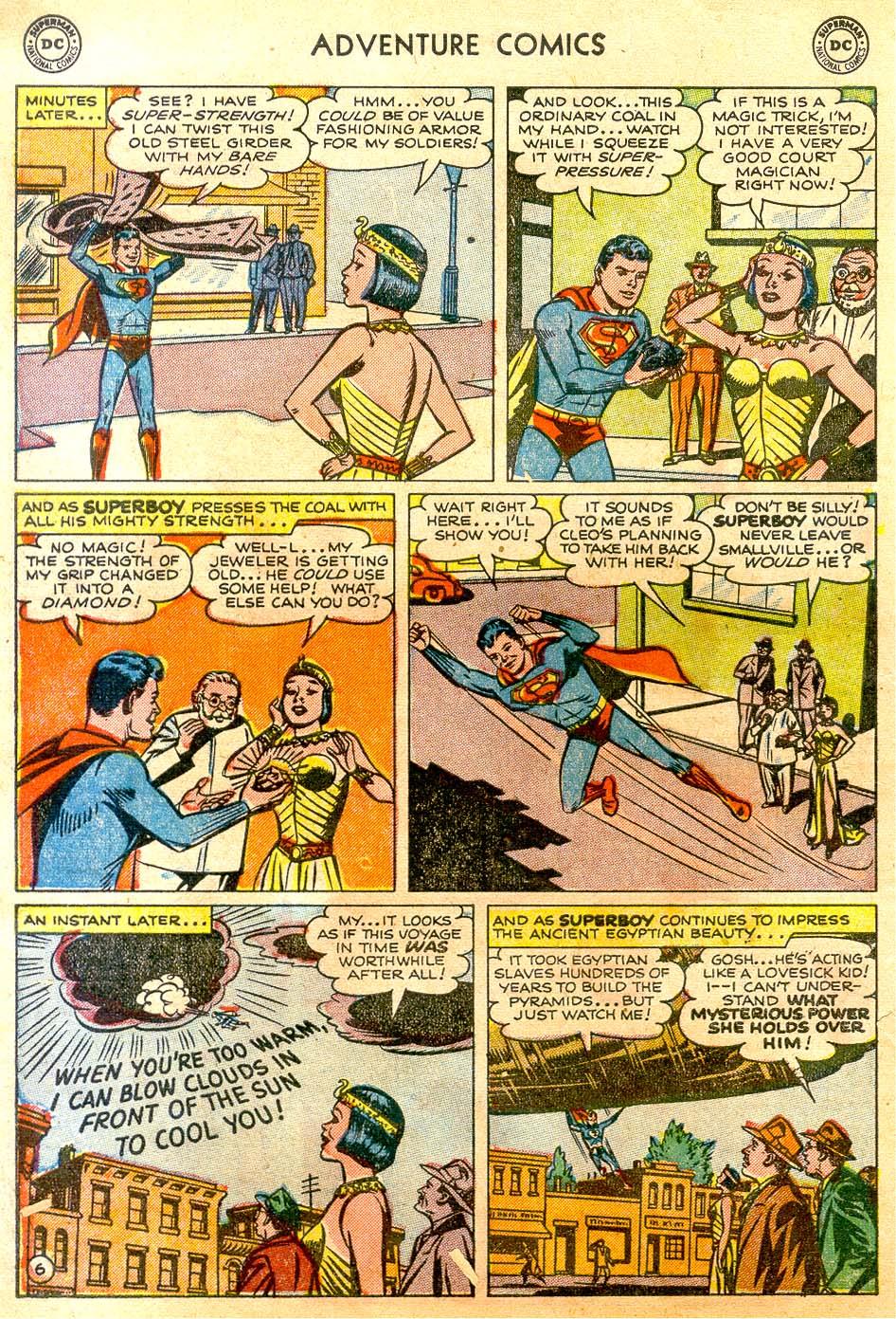 Read online Adventure Comics (1938) comic -  Issue #183 - 8