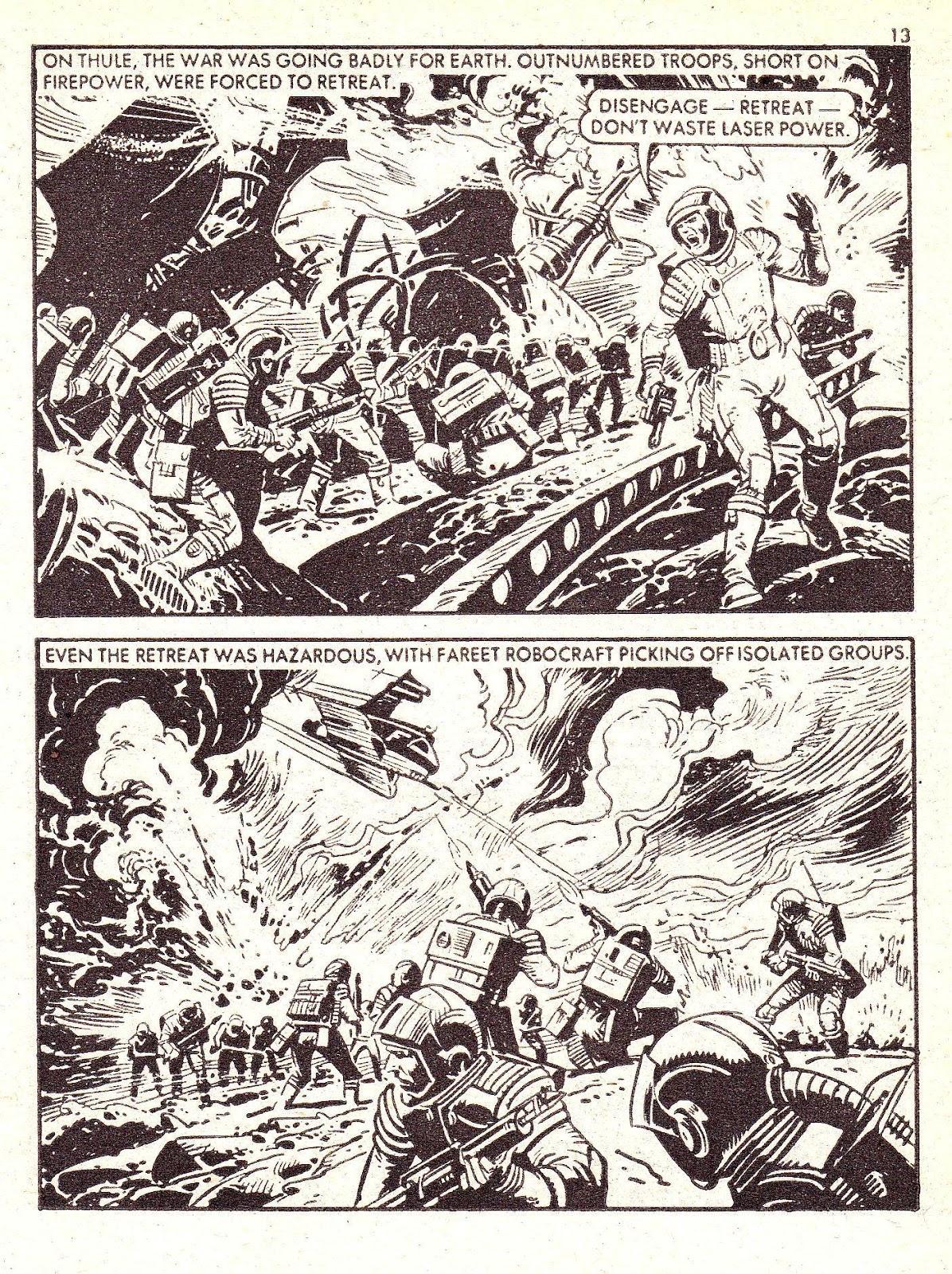 Starblazer issue 72 - Page 13