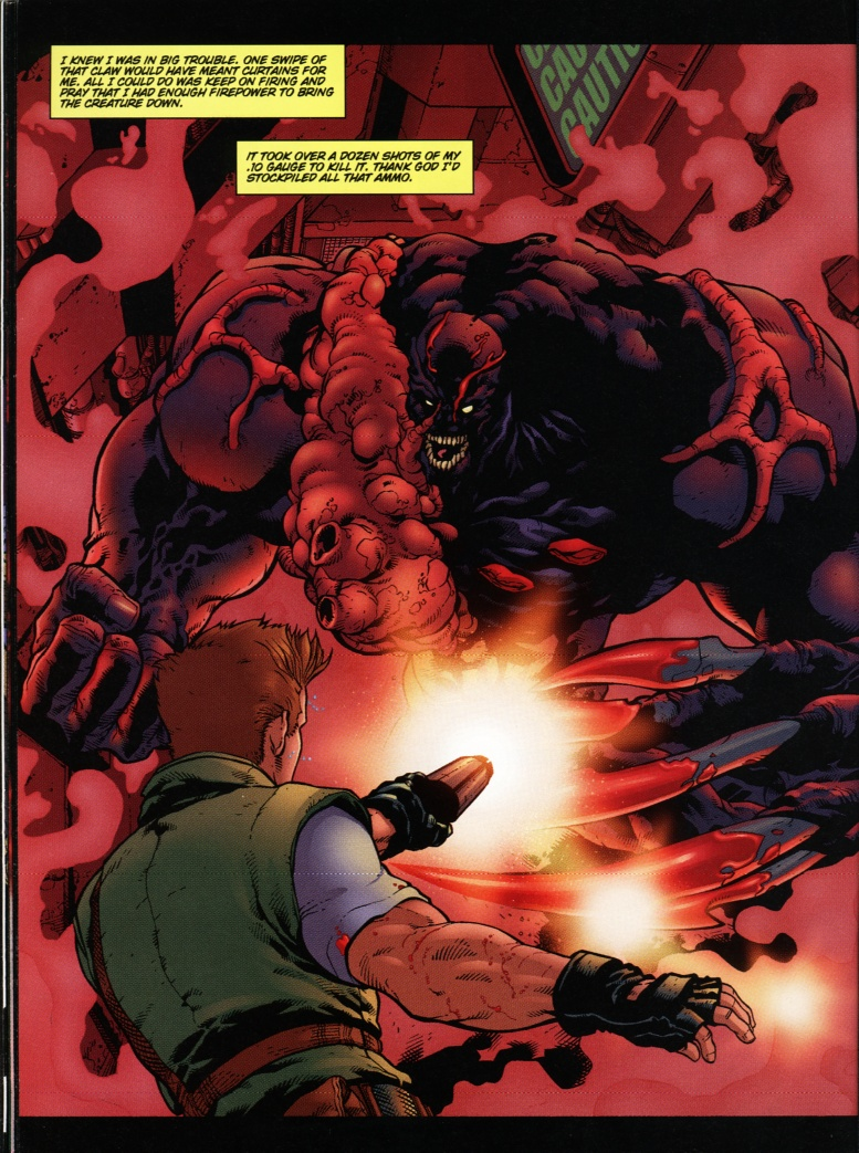 Resident Evil (1998) Issue #1 #1 - English 27