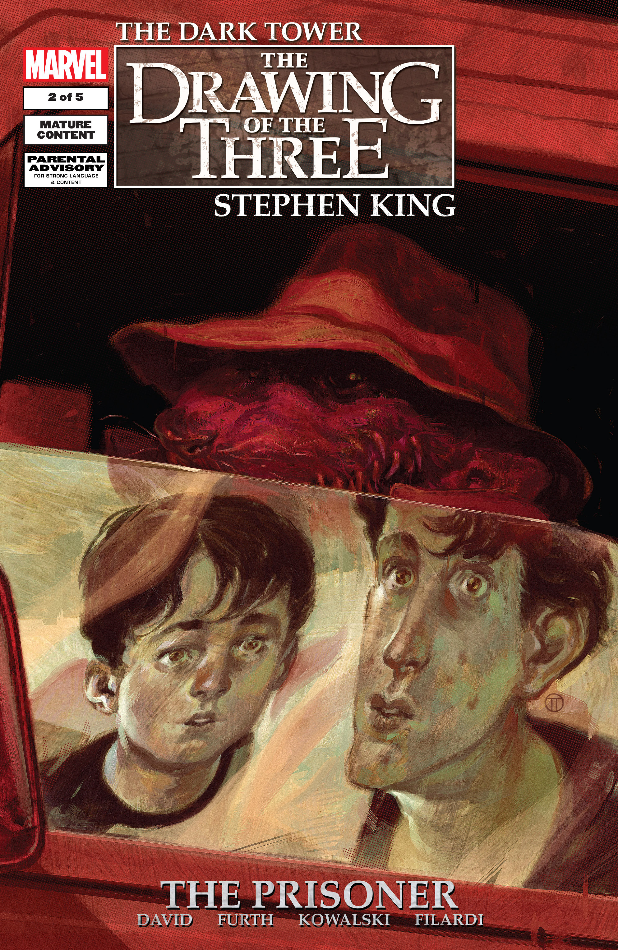 Read online Dark Tower: The Drawing of the Three - The Prisoner comic -  Issue #2 - 1