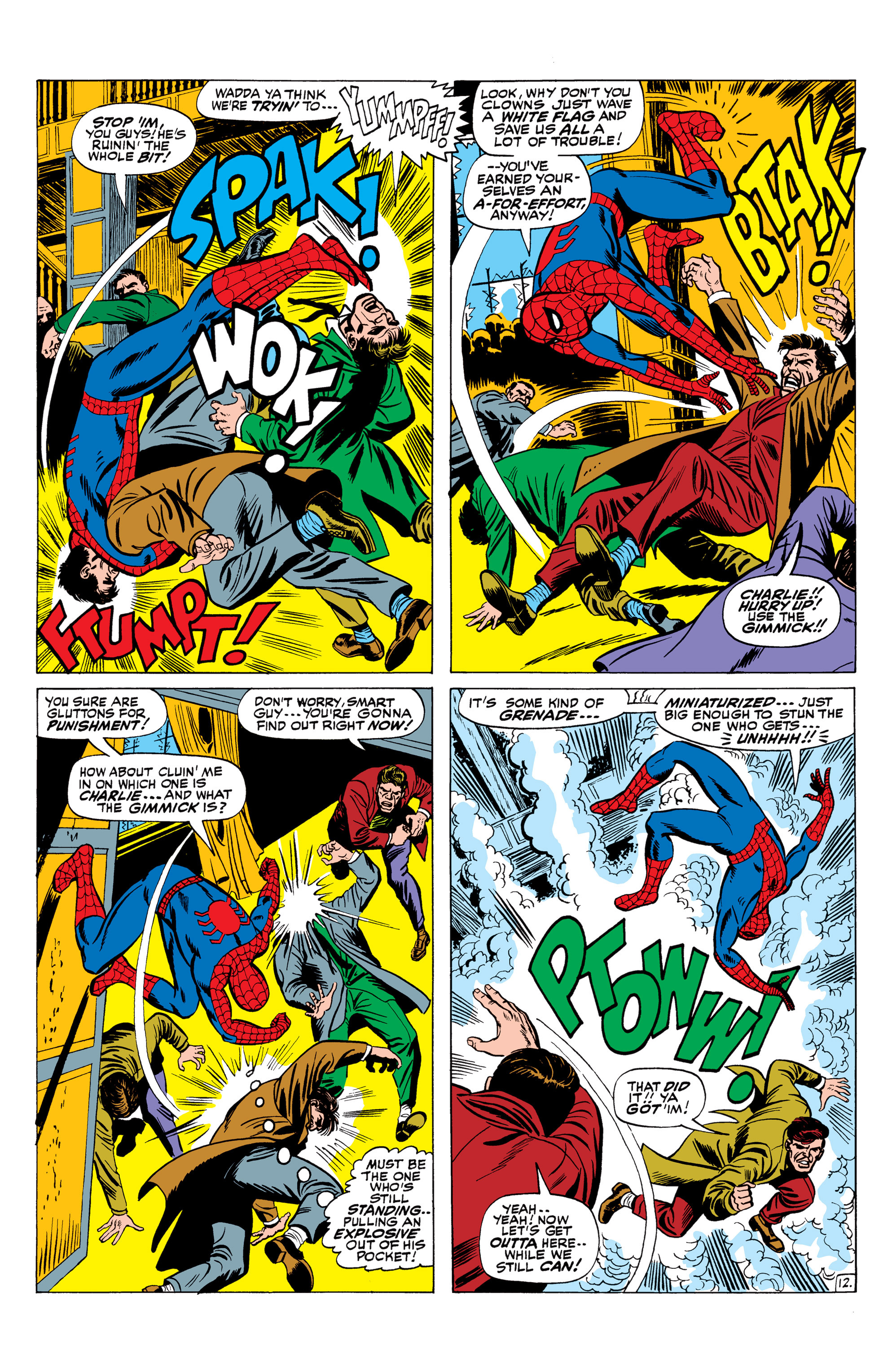 The Amazing Spider-Man (1963) 51 Page 12