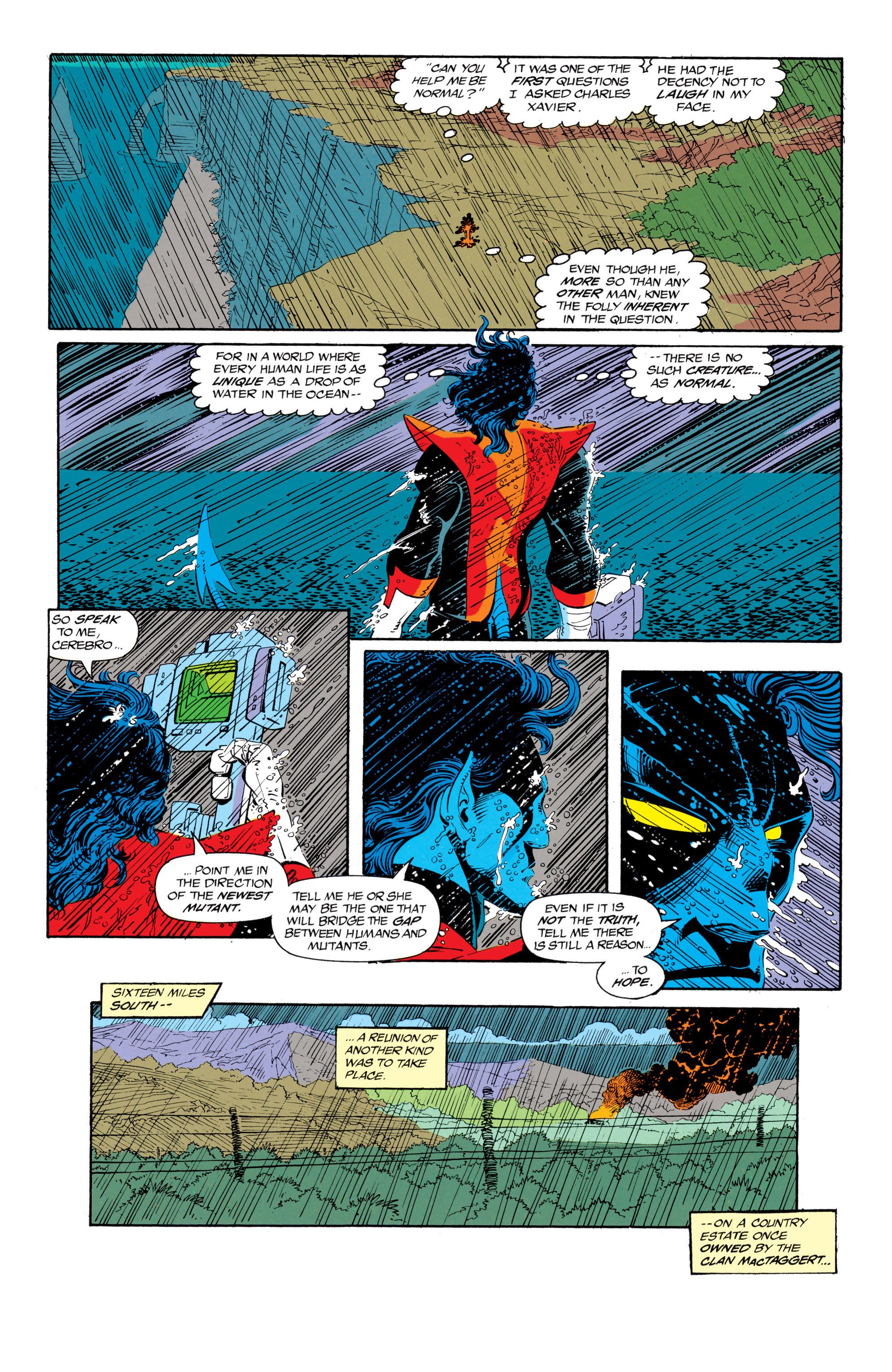 Read online Uncanny X-Men (1963) comic -  Issue #300 - 7