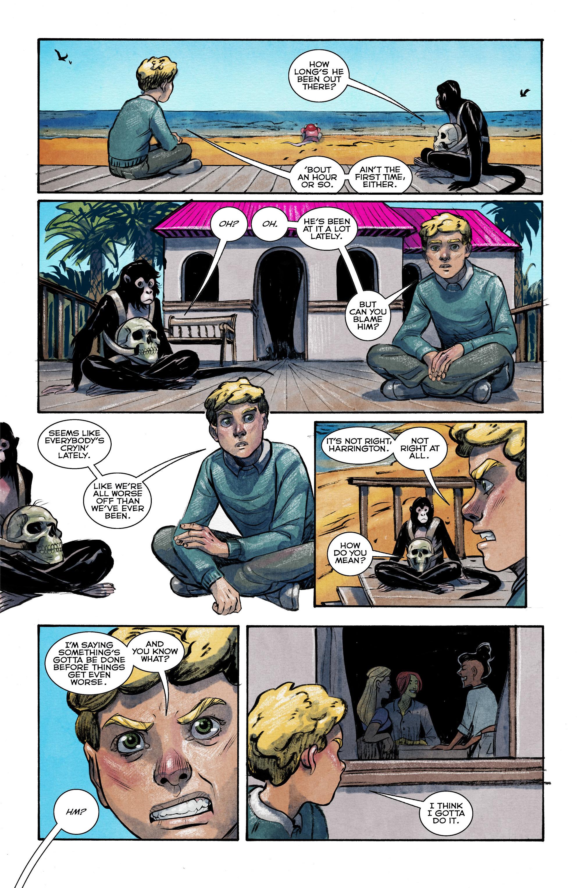 Read online Shutter comic -  Issue #21 - 5