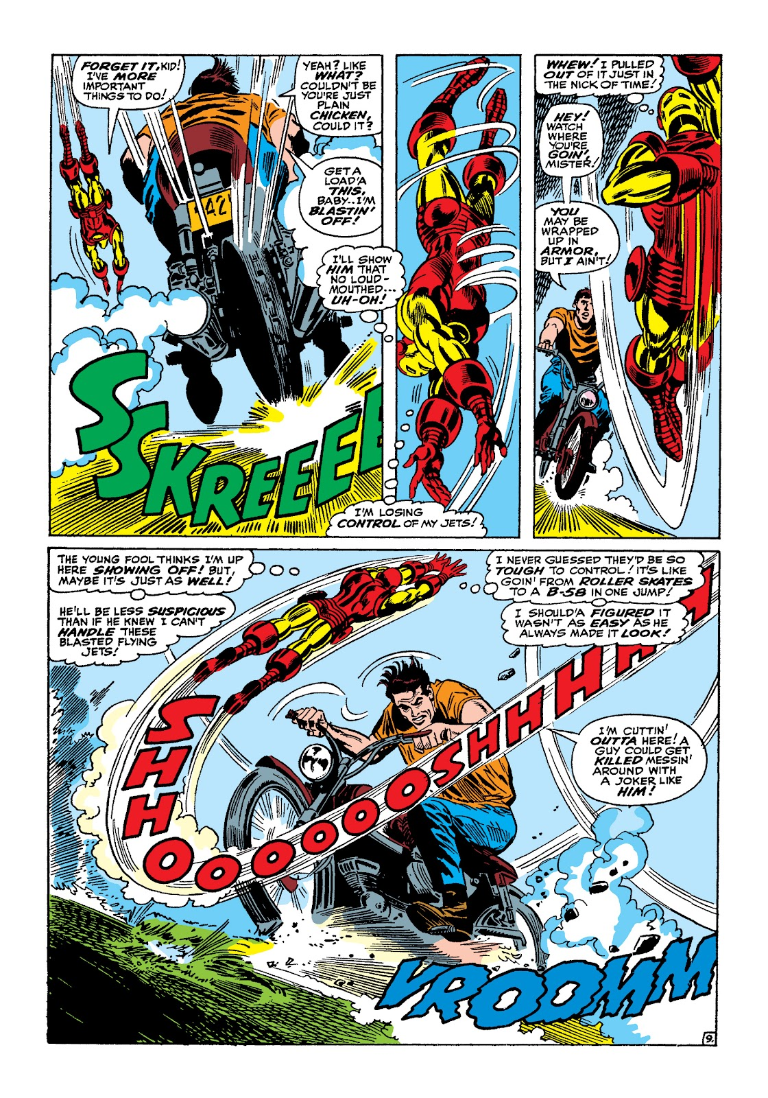 Read online Marvel Masterworks: The Invincible Iron Man comic -  Issue # TPB 4 (Part 1) - 15