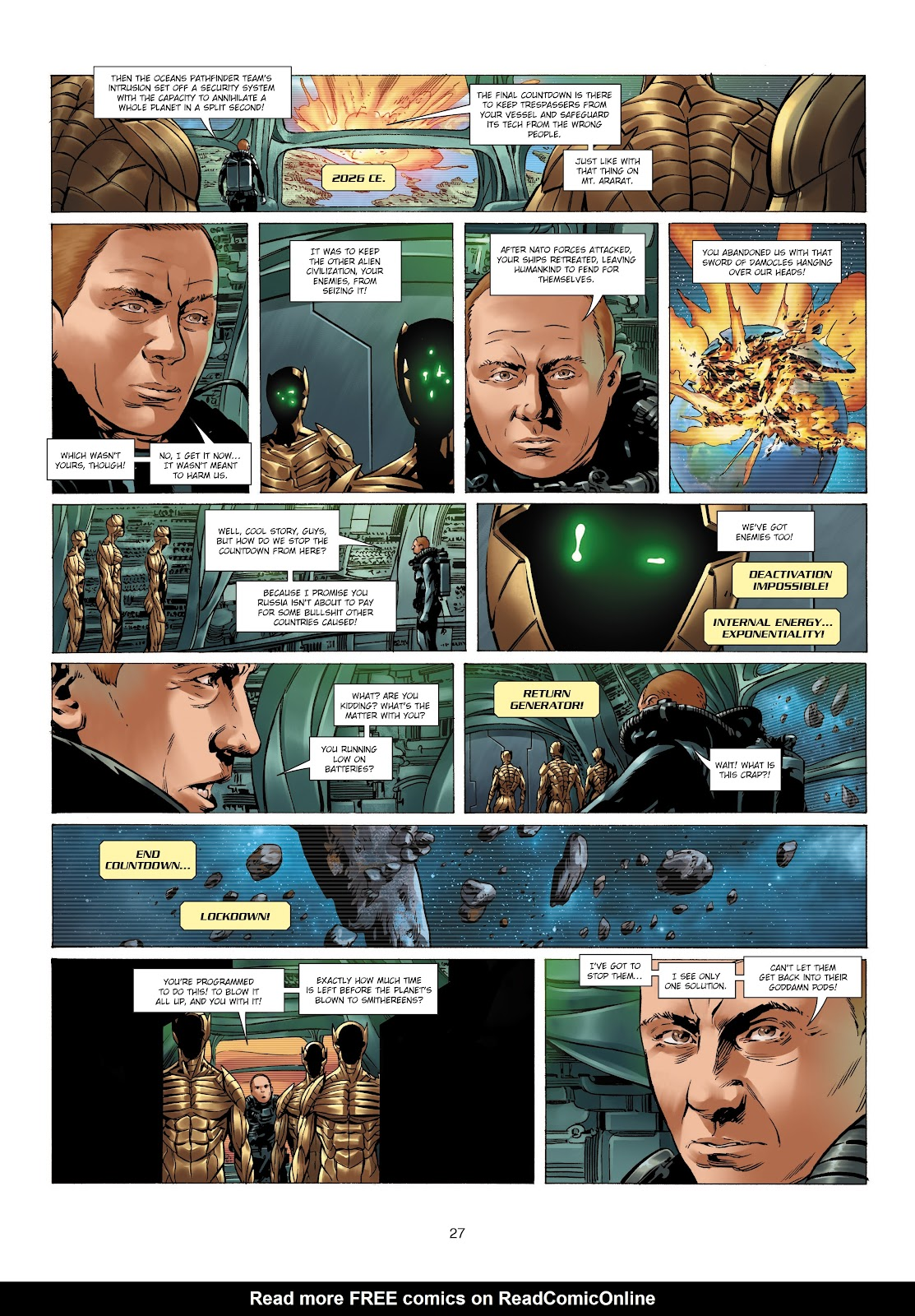 Read online Olympus Mons Vol. 1: Anomaly One comic -  Issue #4 - 26
