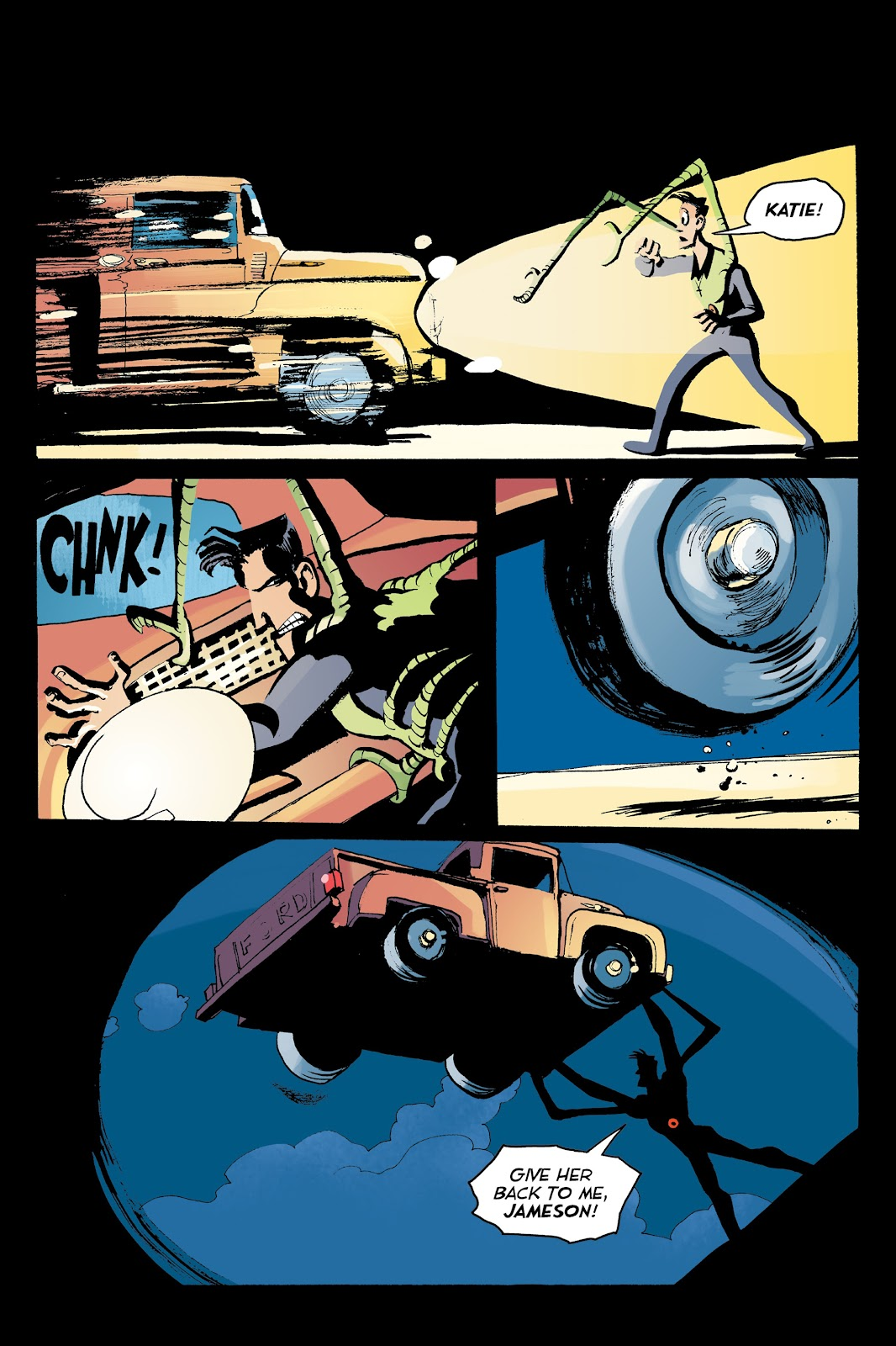 Read online Creature Tech (2019) comic -  Issue # TPB (Part 2) - 69