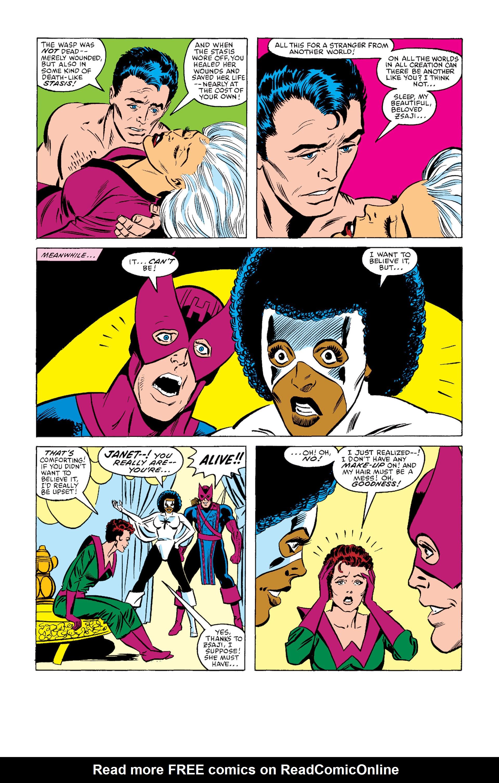 Read online Secret Wars (1985) comic -  Issue #8 - 23