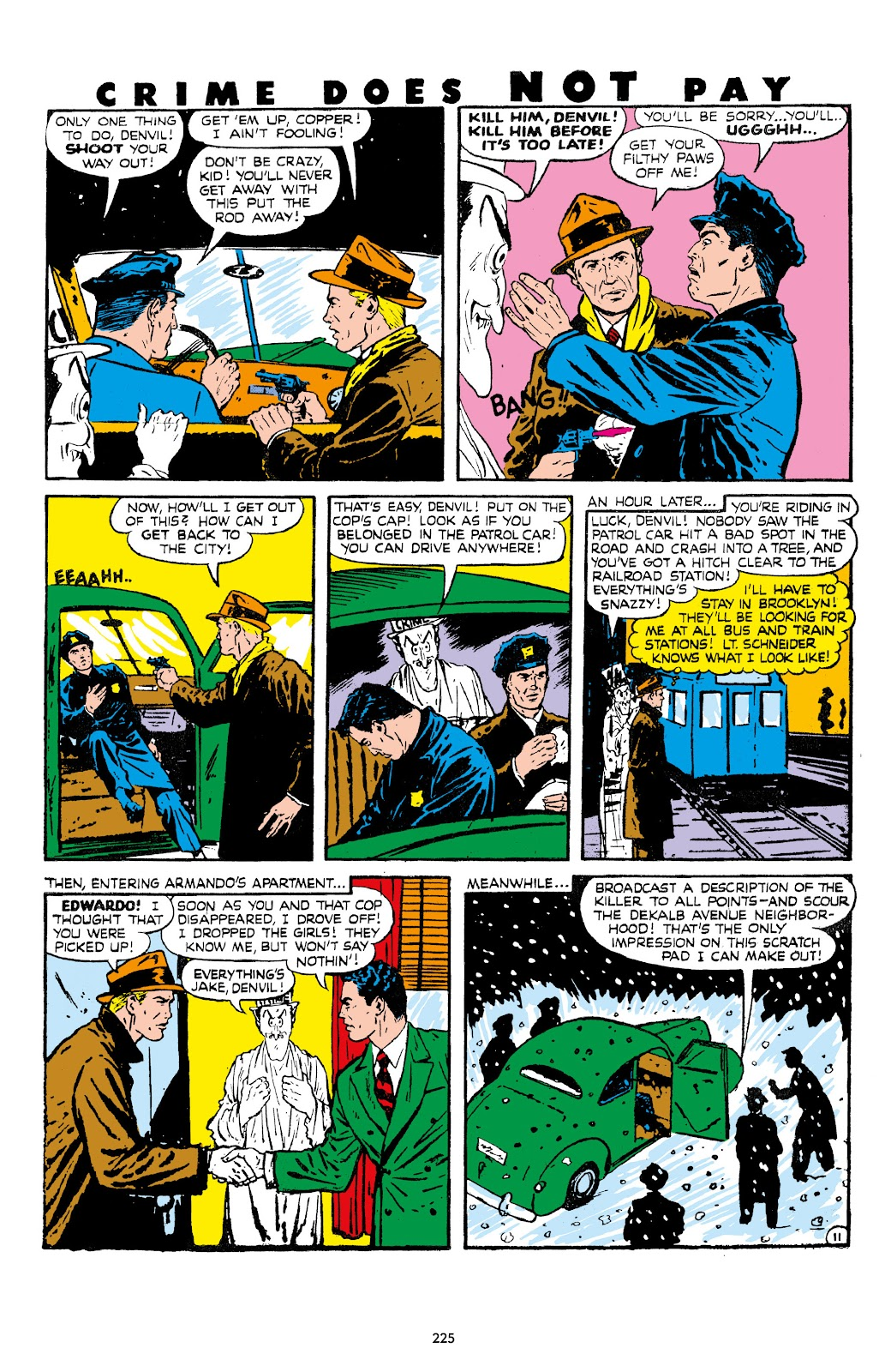 Read online Crime Does Not Pay Archives comic -  Issue # TPB 7 (Part 3) - 26