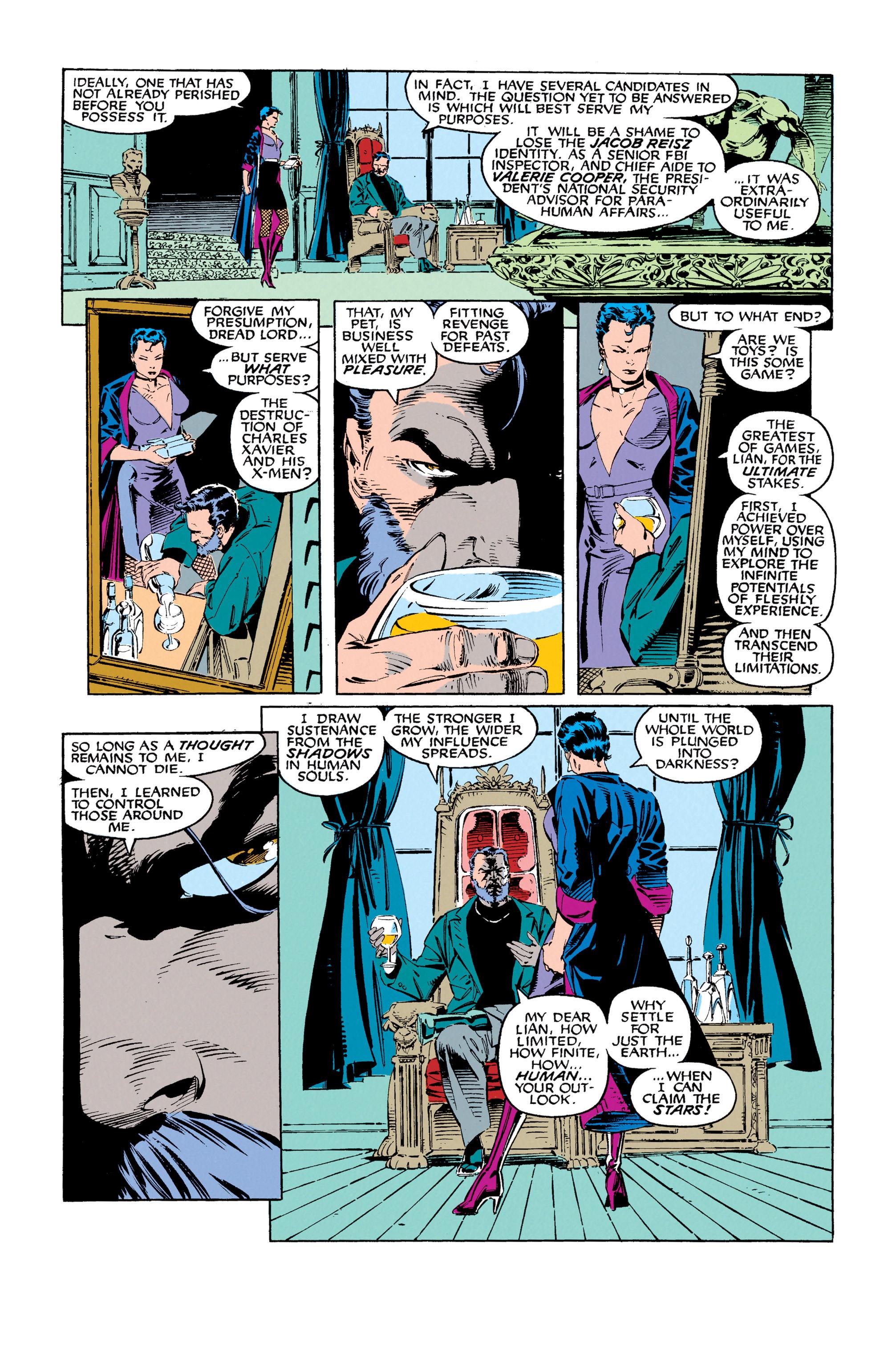 Read online Uncanny X-Men (1963) comic -  Issue #279 - 13