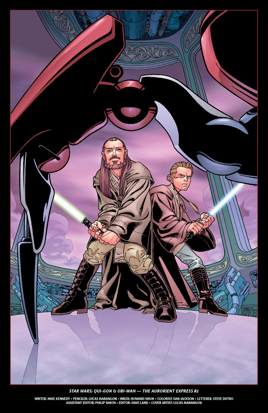 Read online Star Wars Legends: Rise of the Sith - Epic Collection comic -  Issue # TPB 1 (Part 3) - 48