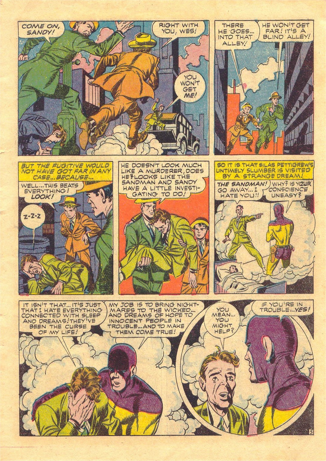 Read online Adventure Comics (1938) comic -  Issue #87 - 7