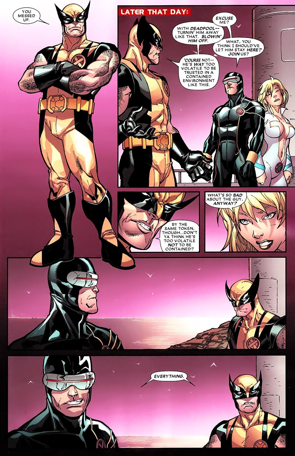 Read online Deadpool (2008) comic -  Issue #16 - 4