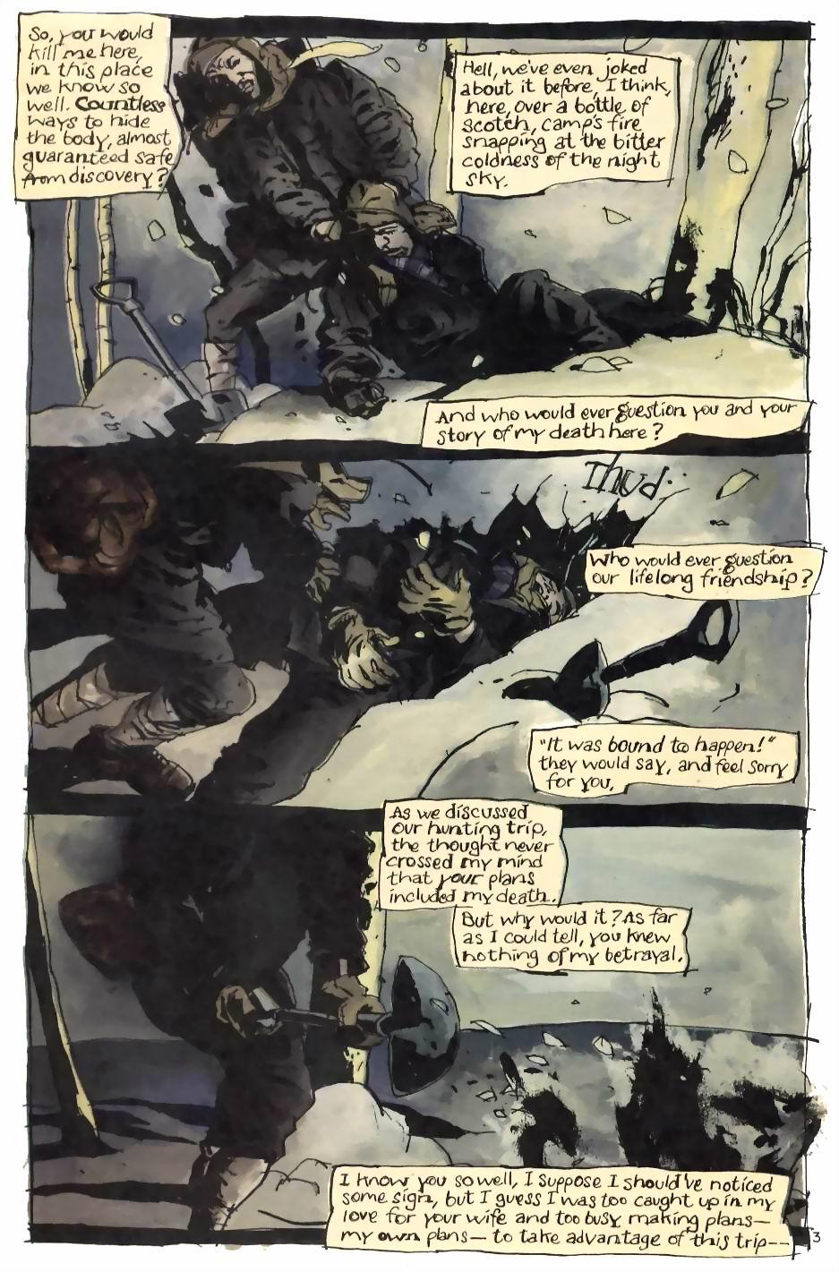 Read online Flinch comic -  Issue #4 - 4