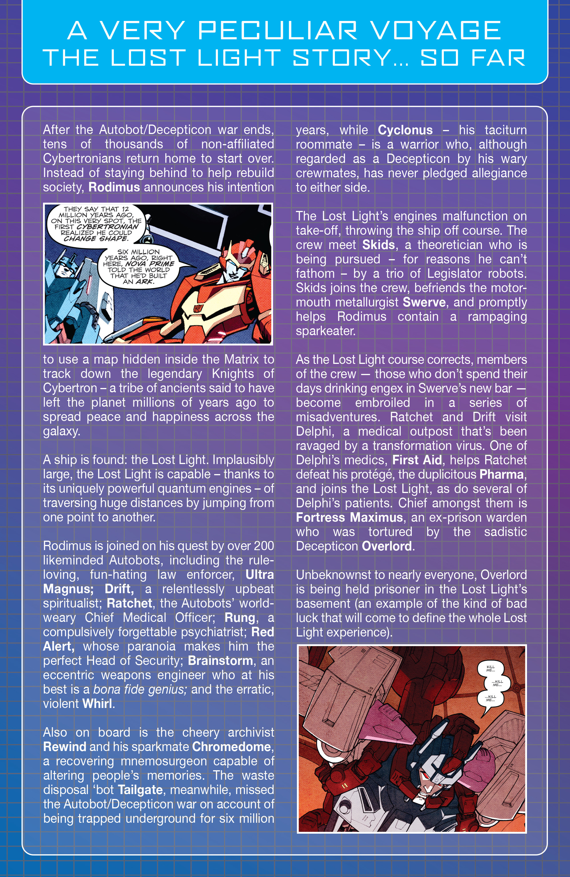 Read online Transformers: Lost Light comic -  Issue #1 - 24