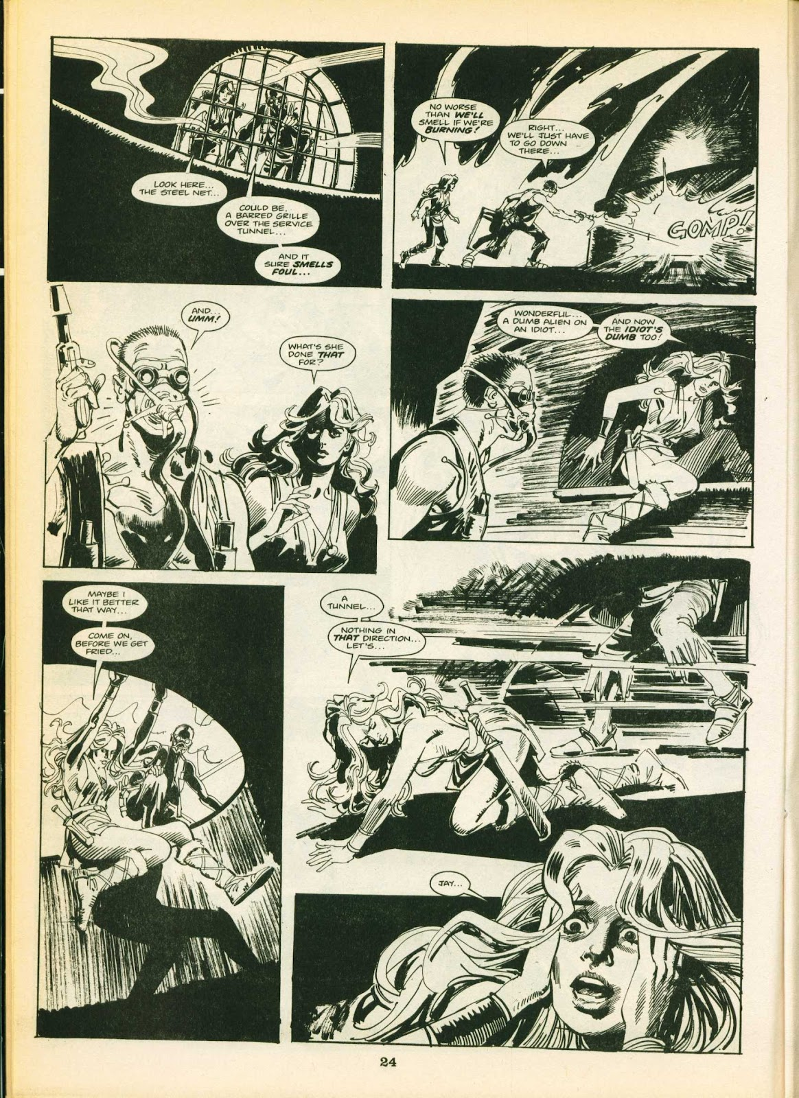 Warrior Issue #16 #17 - English 24