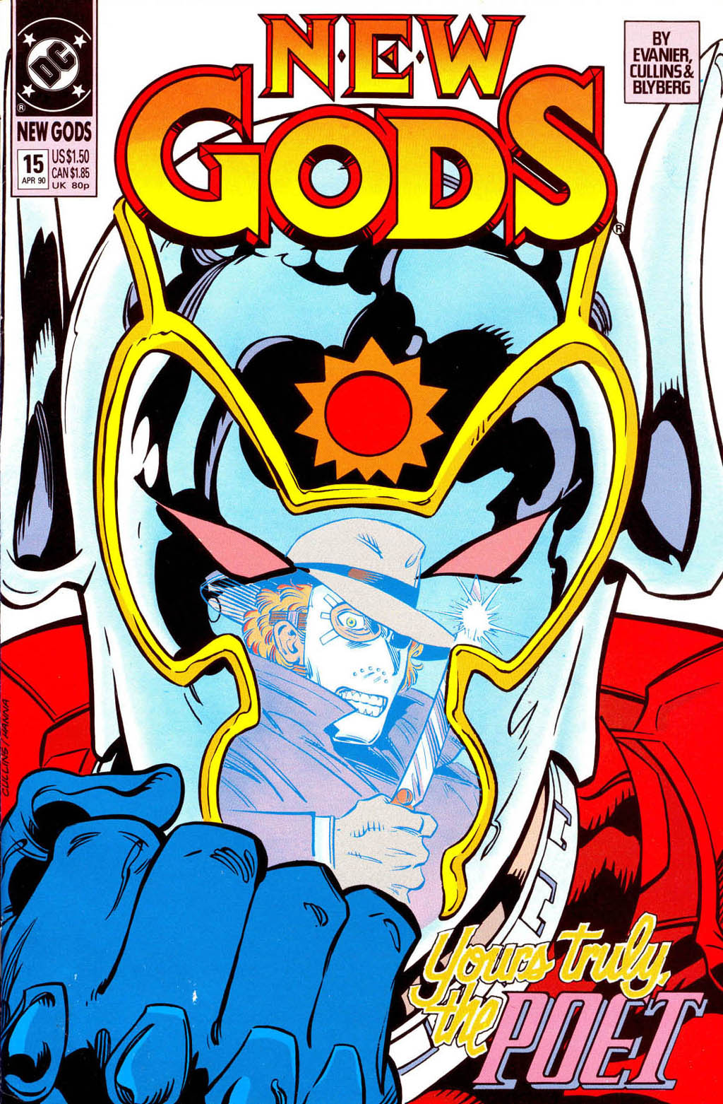 The New Gods (1989) 15 Page 1