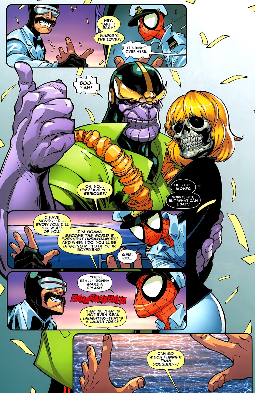 Read online Deadpool (2008) comic -  Issue #15 - 17