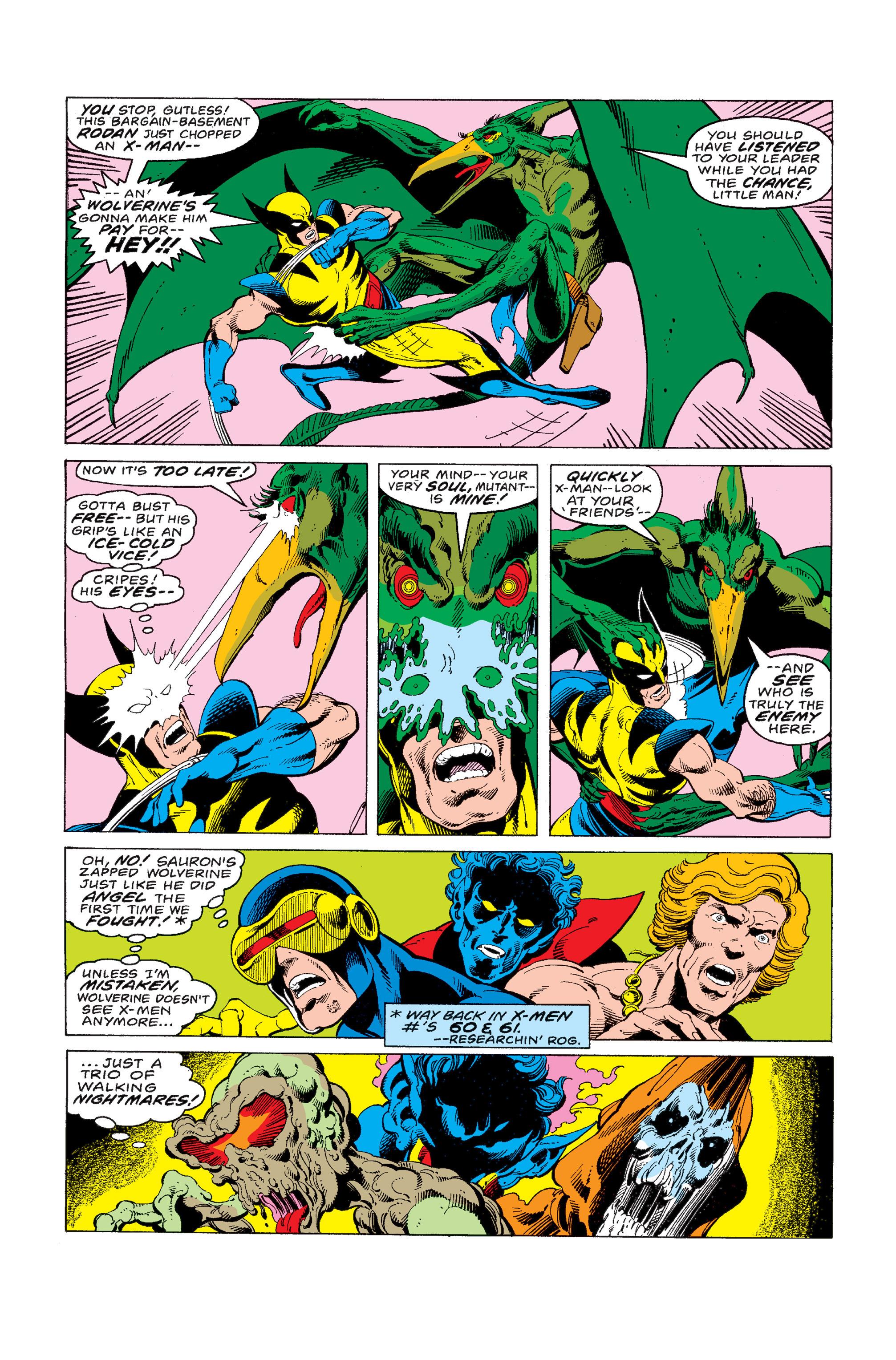 Uncanny X-Men (1963) 115 Page 3