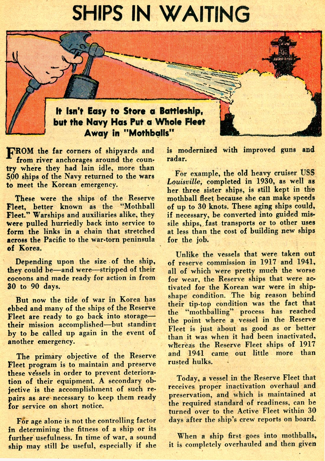 Read online Adventure Comics (1938) comic -  Issue #209 - 23