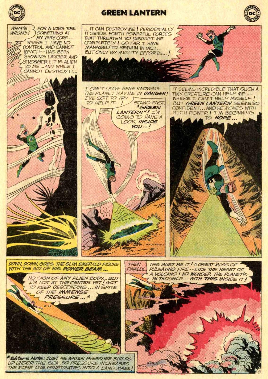 Green Lantern (1960) Issue #24 #27 - English 29