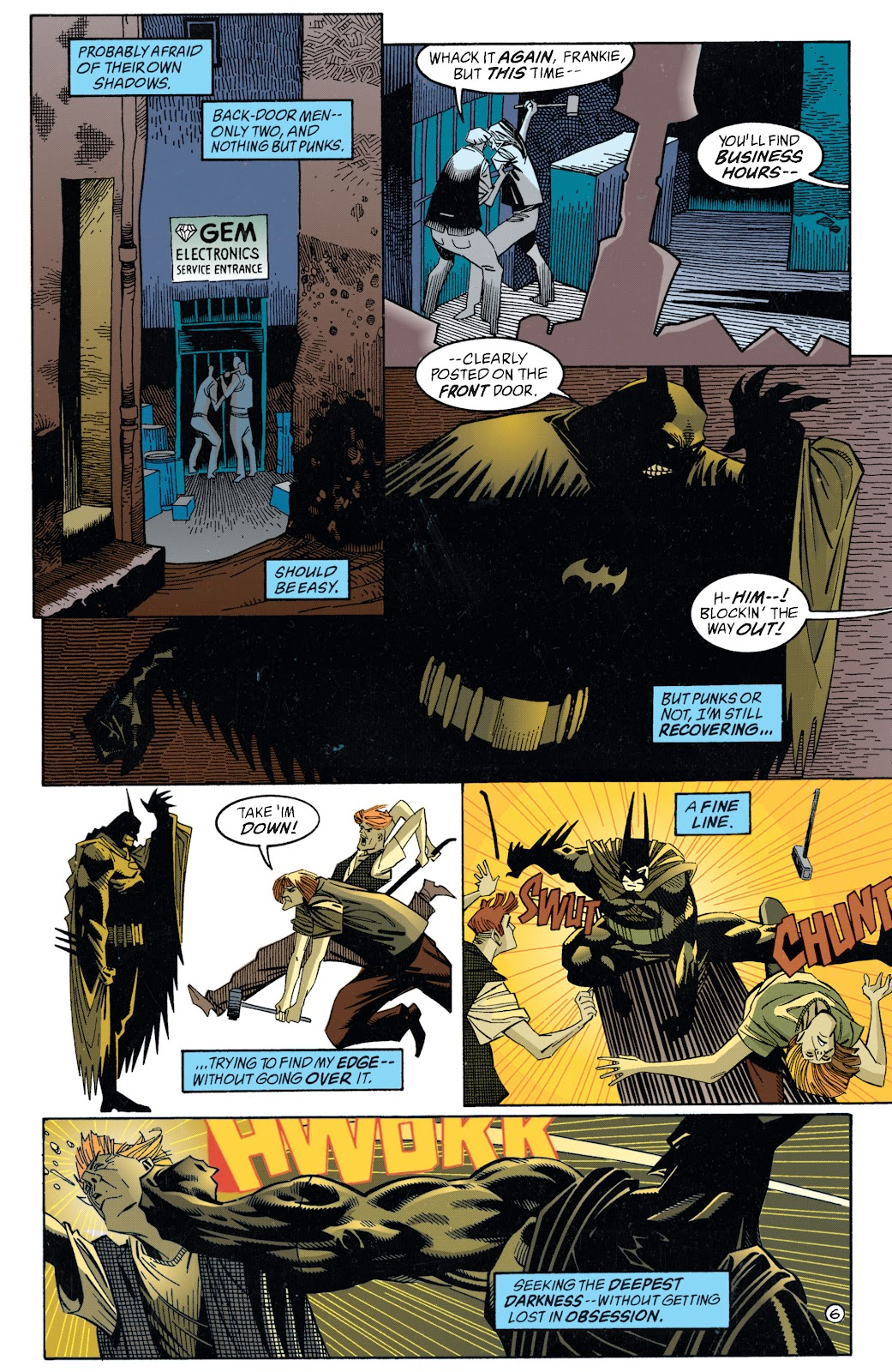 Read online Batman Arkham: Scarecrow comic -  Issue # TPB (Part 2) - 93