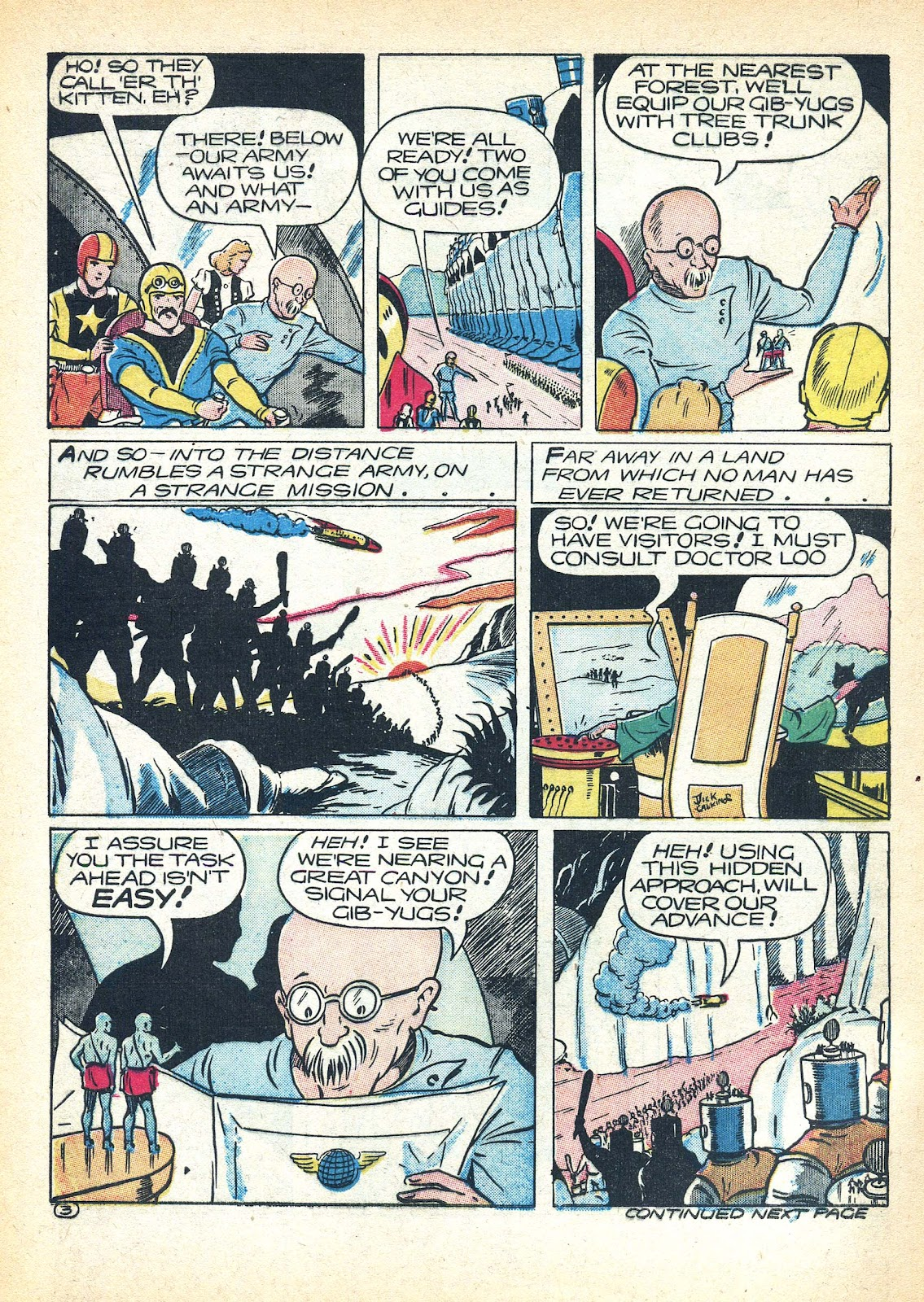 Read online Famous Funnies comic -  Issue #95 - 6