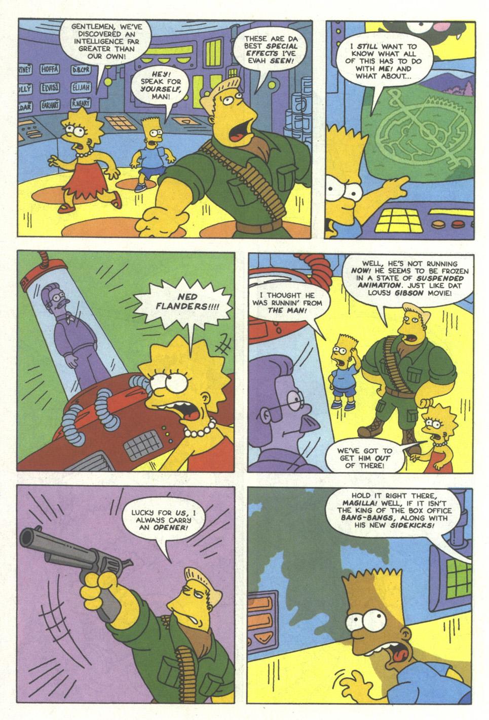 Read online Simpsons Comics comic -  Issue #11 - 19