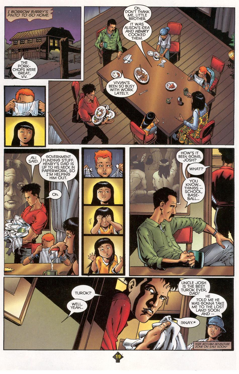Read online Turok: Redpath comic -  Issue # Full - 18