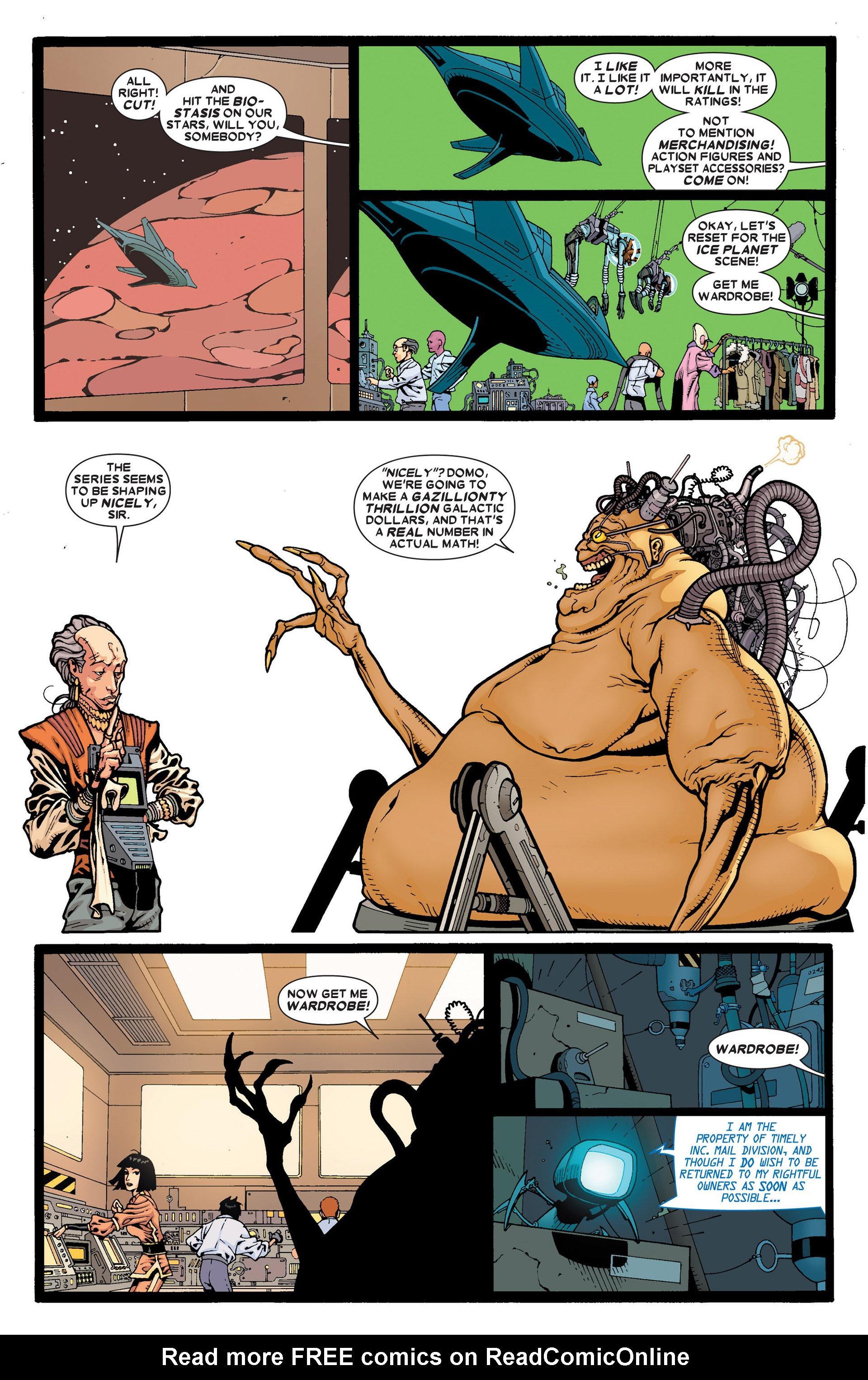 Read online Annihilators: Earthfall comic -  Issue #2 - 24