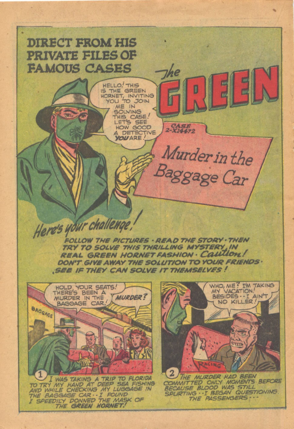 Green Hornet Comics issue 31 - Page 51