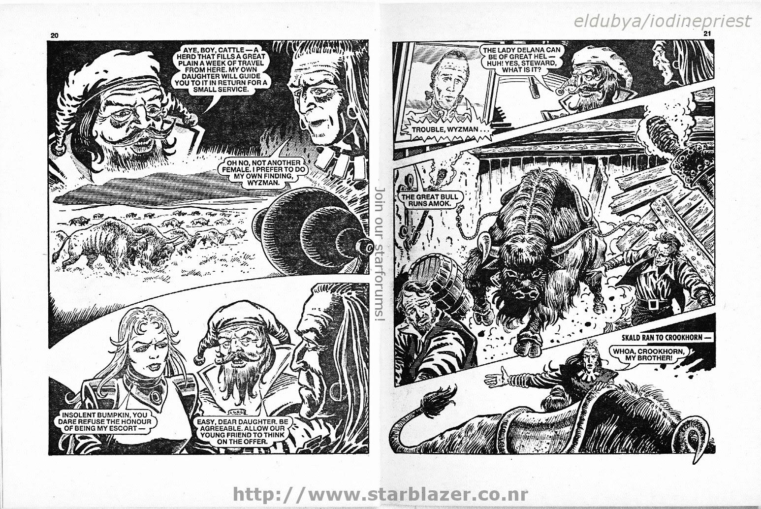 Starblazer issue 267 - Page 12