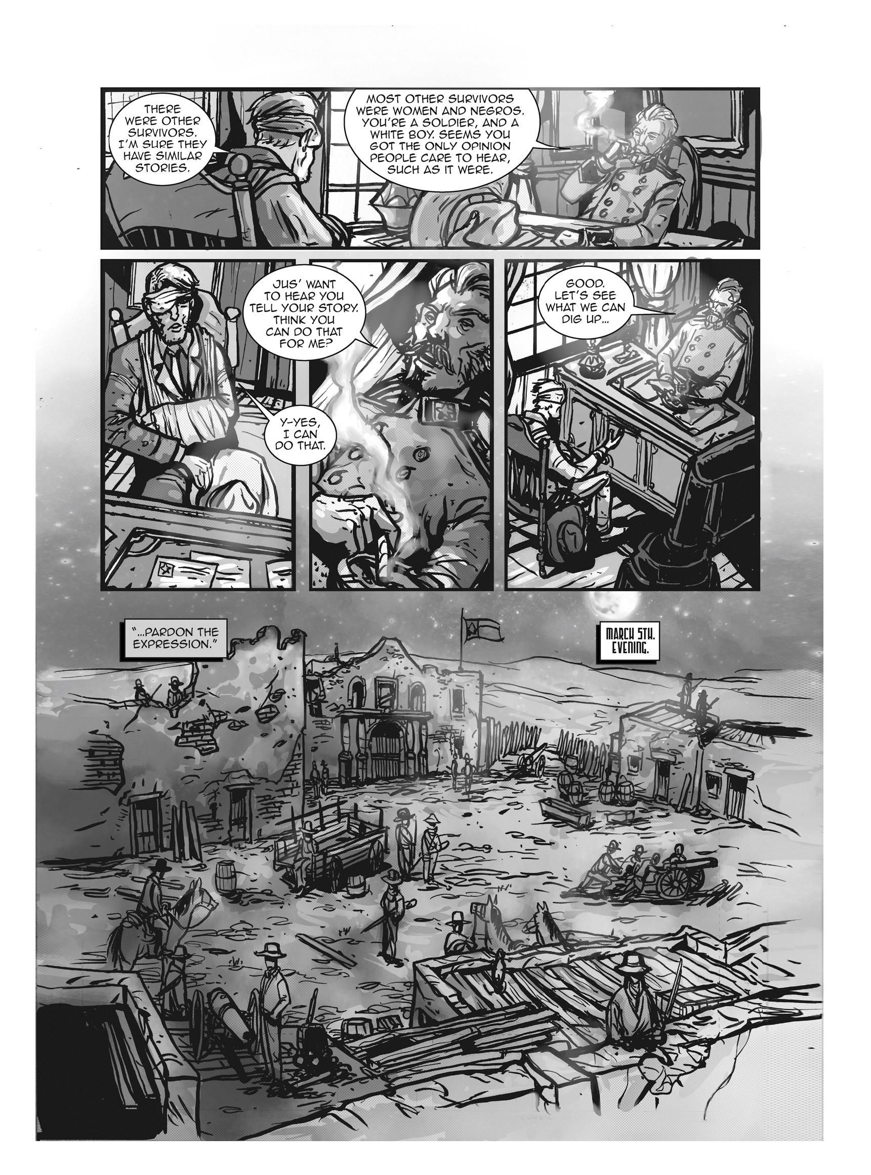 Read online FUBAR comic -  Issue #3 - 89