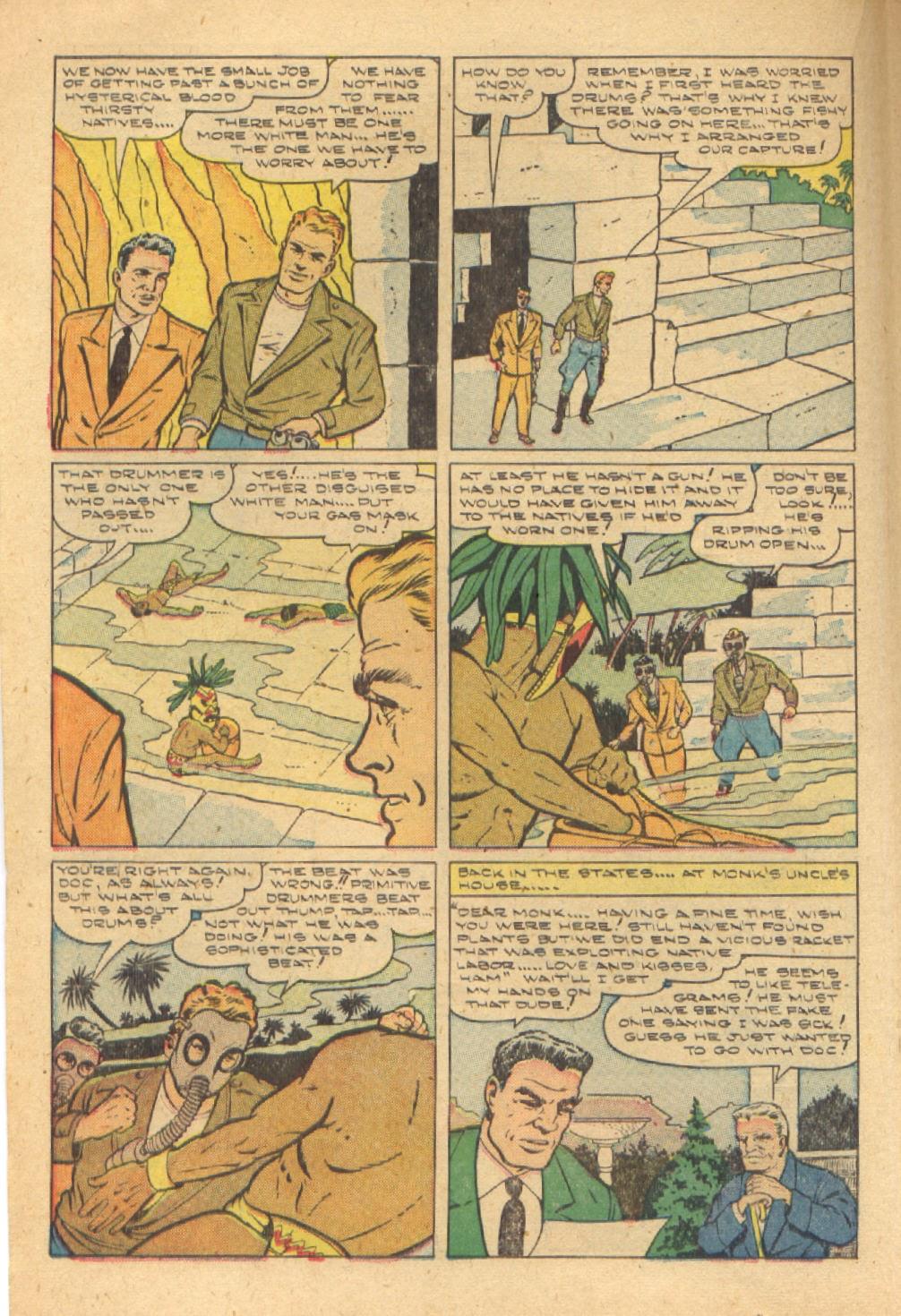 Shadow Comics #101 #94 - English 27