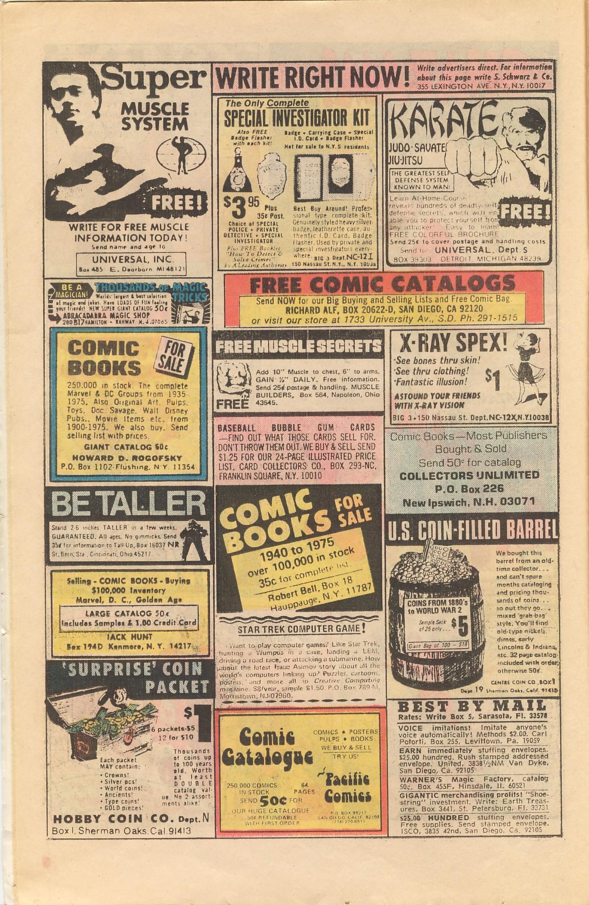 Read online Plop! comic -  Issue #20 - 14