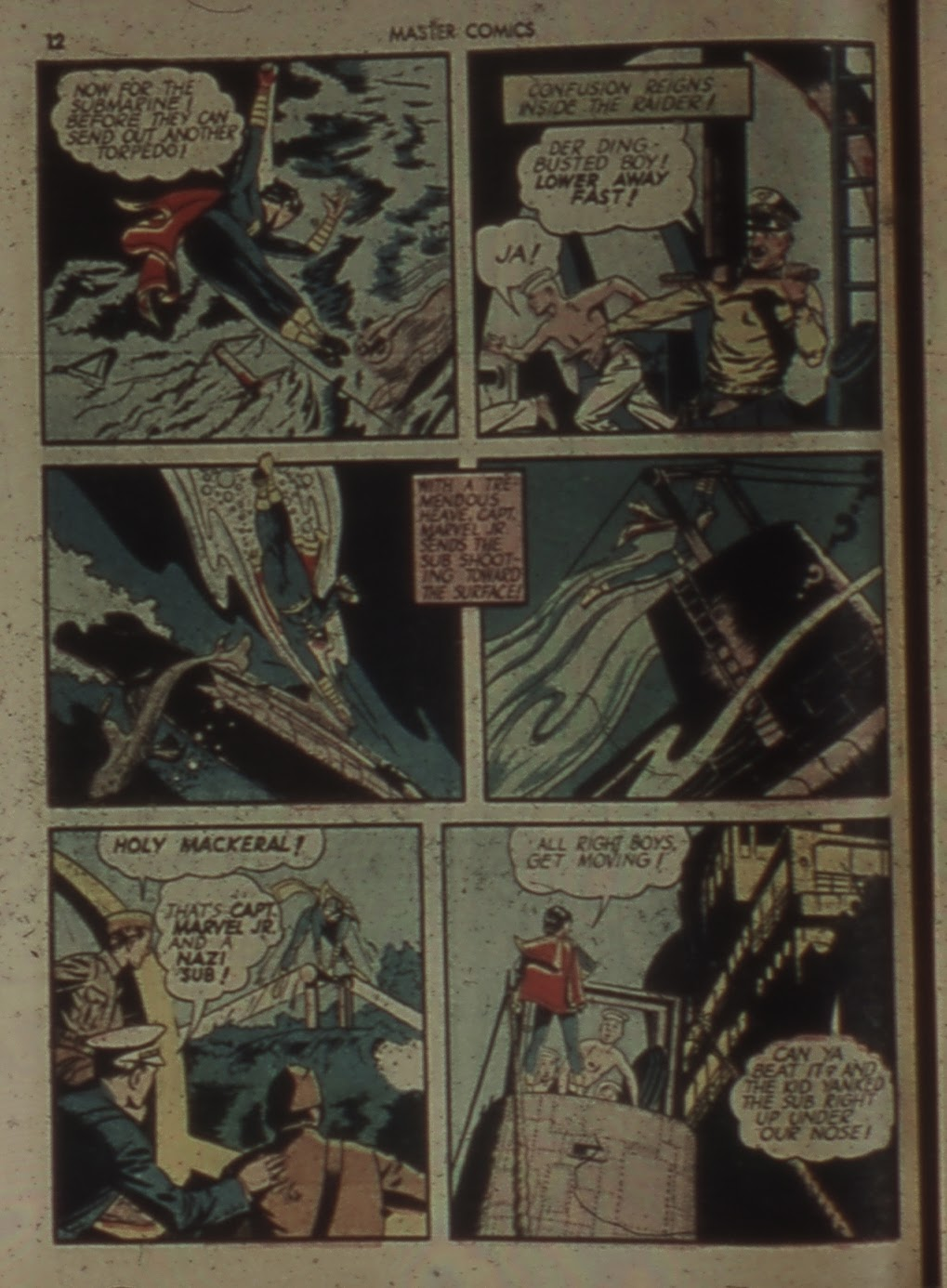 Master Comics issue 31 - Page 12