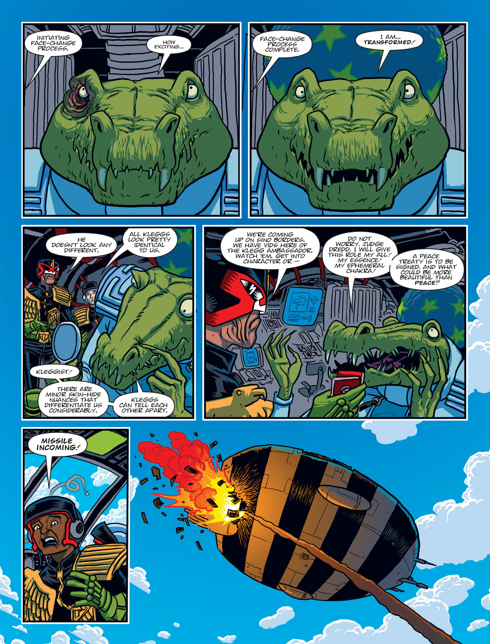 Read online 2000 AD comic -  Issue #1970 - 7