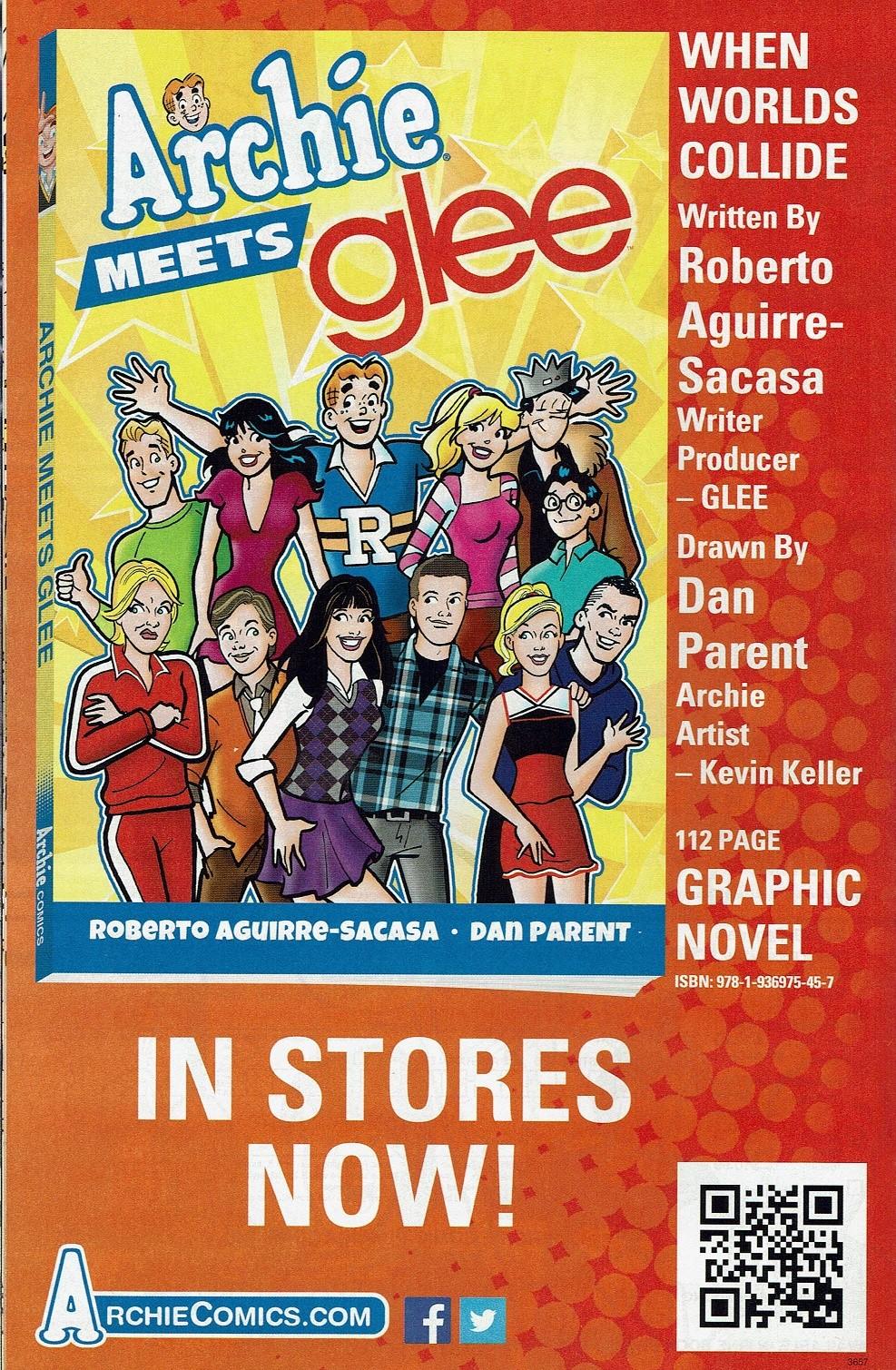 Read online Kevin Keller comic -  Issue #10 - 19