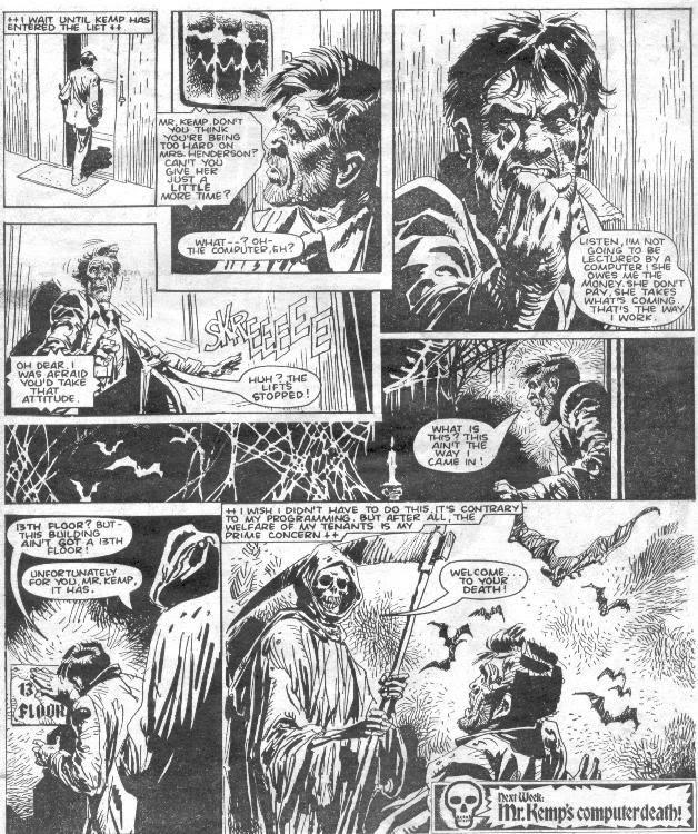 Read online The Thirteenth Floor (2007) comic -  Issue # Full - 4