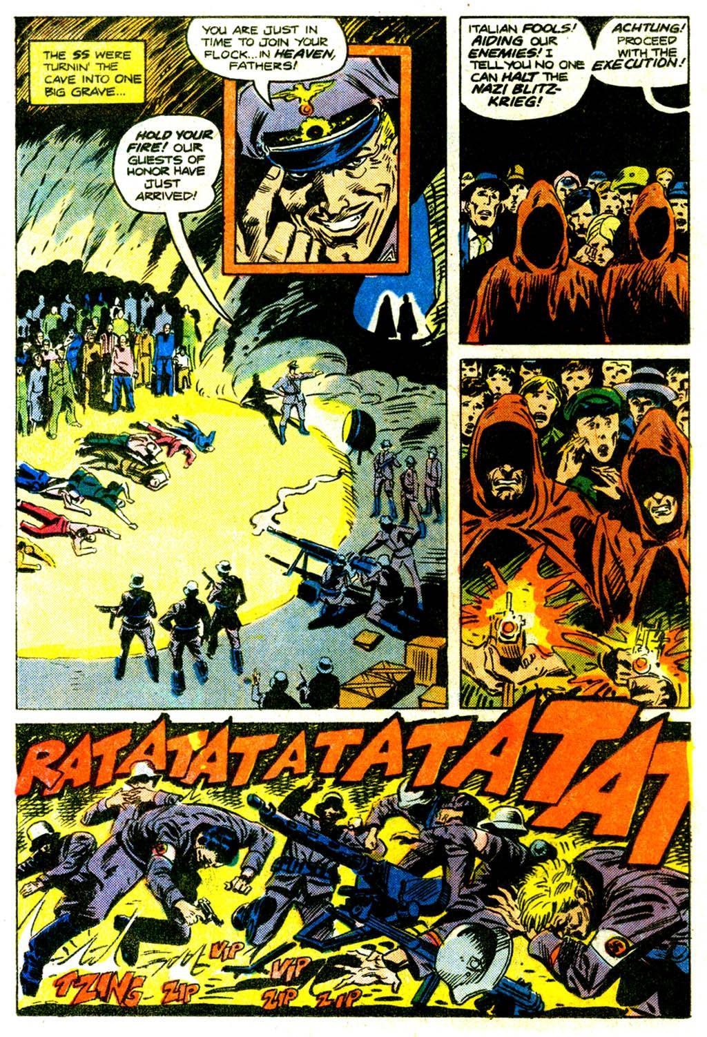 Read online Sgt. Rock comic -  Issue #303 - 10