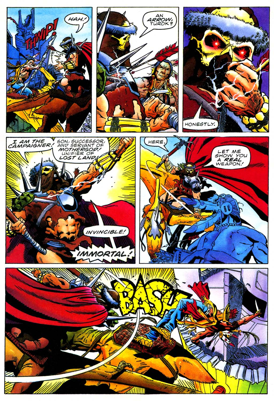 Read online Turok, Dinosaur Hunter (1993) comic -  Issue #27 - 15