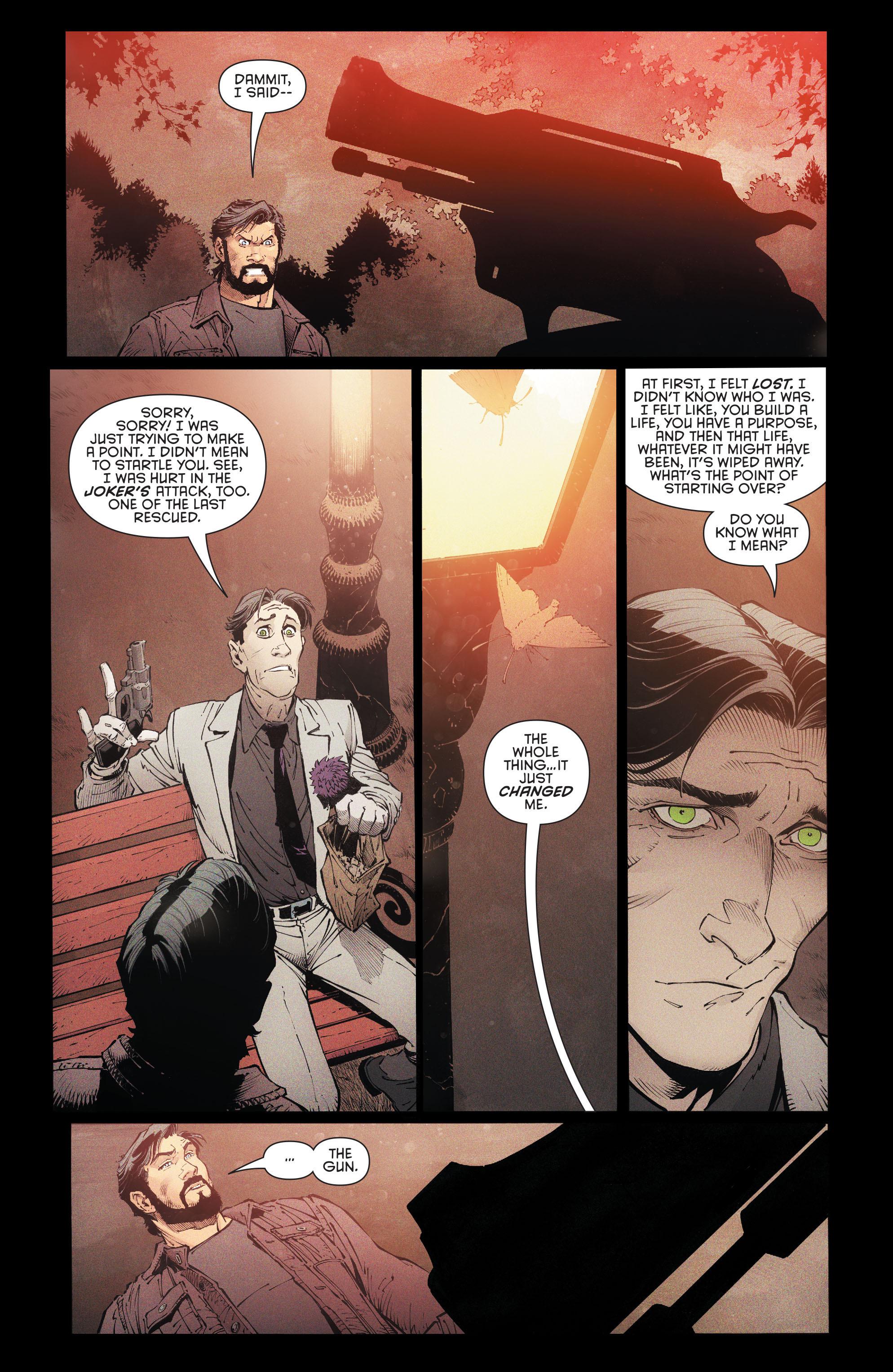 Read online Batman (2011) comic -  Issue # _TPB 9 - 56