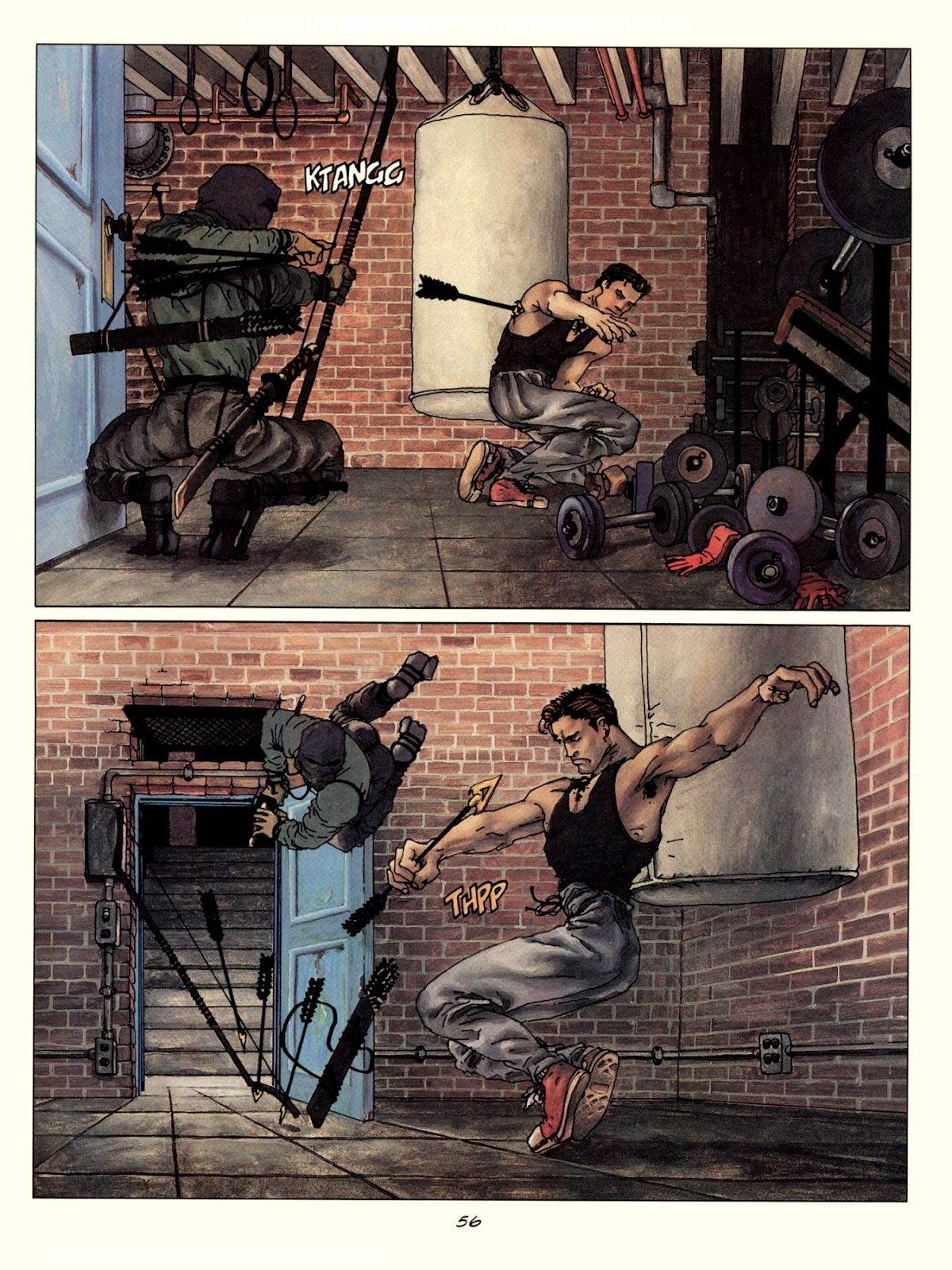 Elektra Lives Again issue Full - Page 63